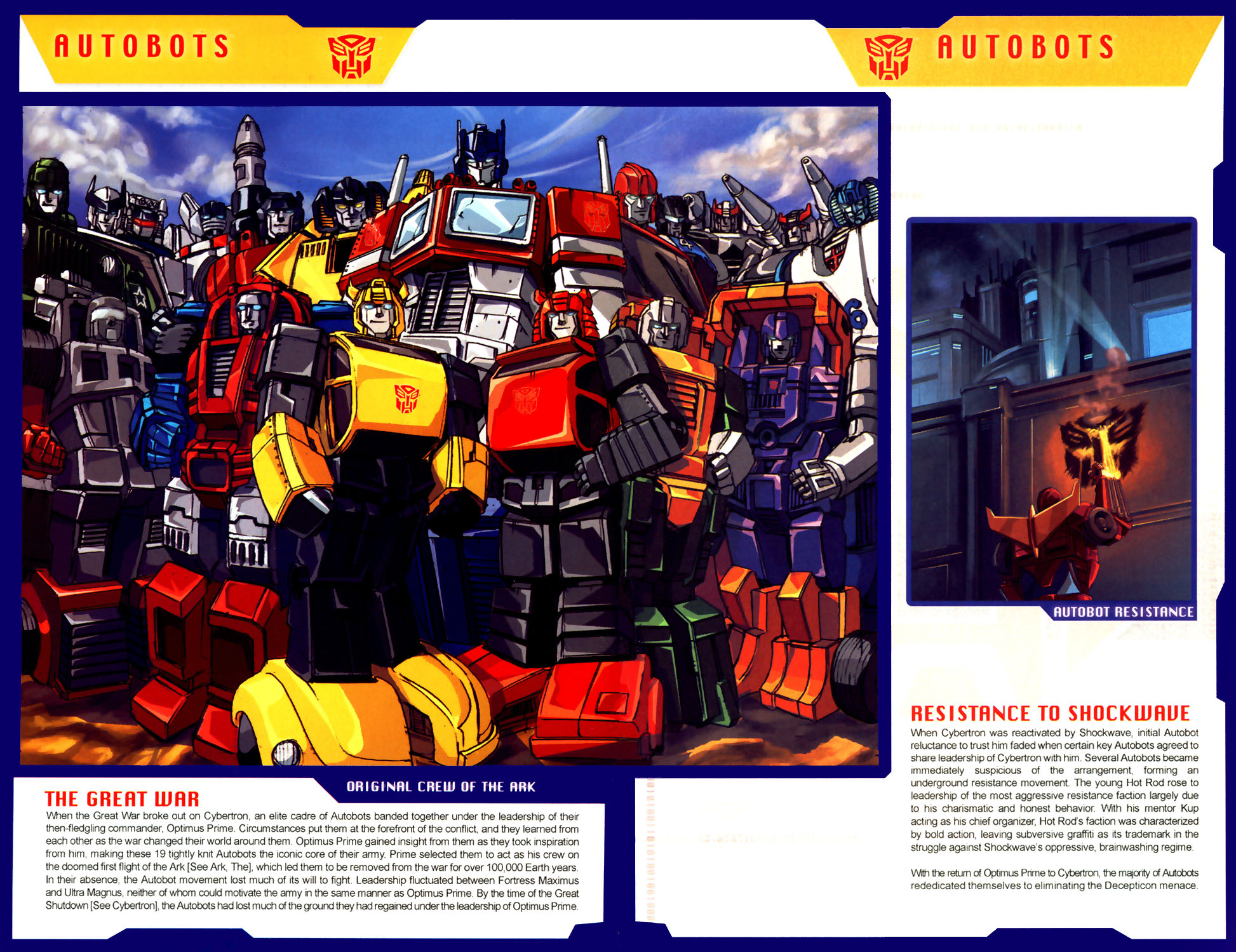 Read online Transformers: More than Meets the Eye comic -  Issue #8 - 6