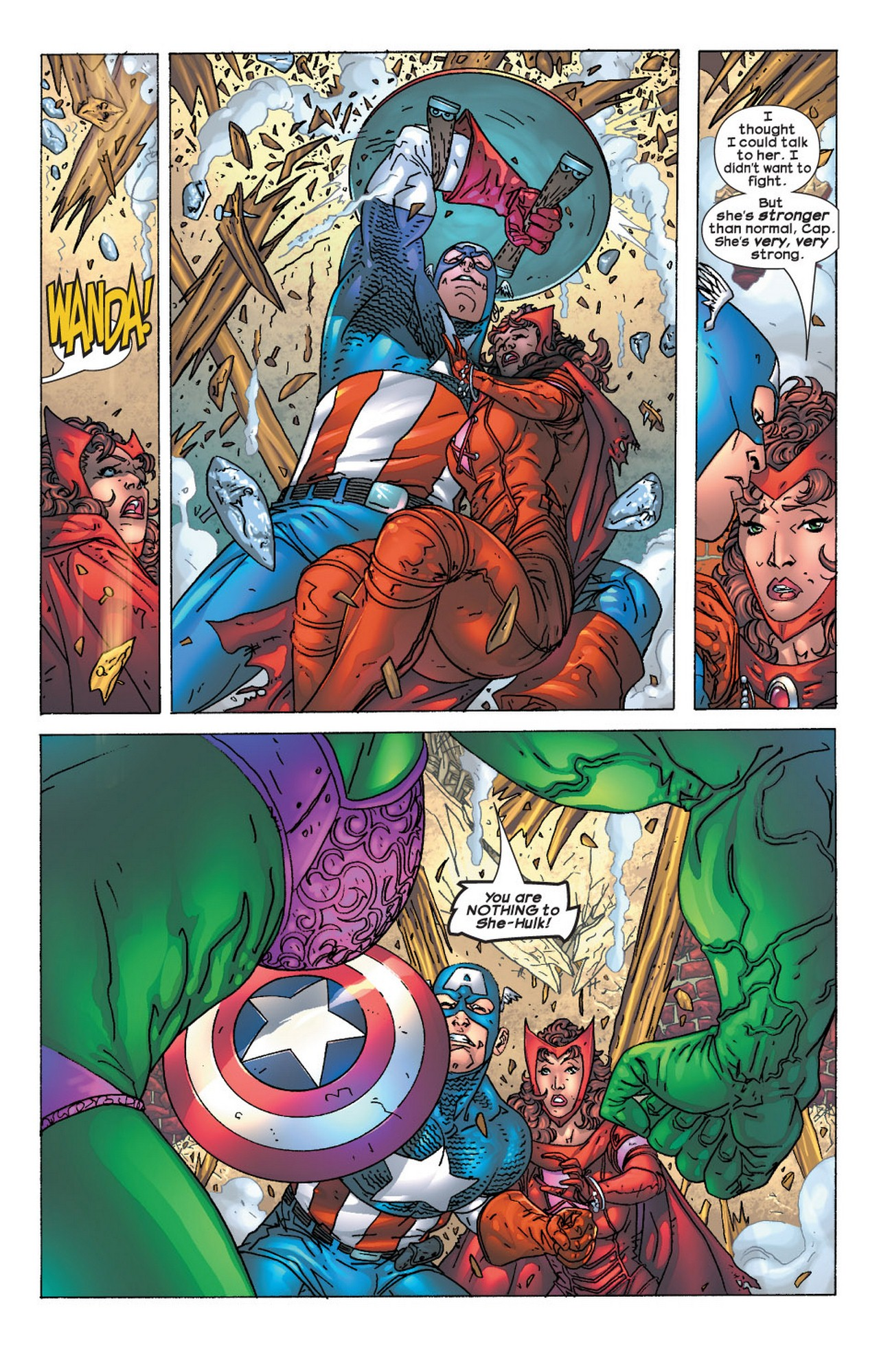 Read online Avengers (1998) comic -  Issue #73 - 9