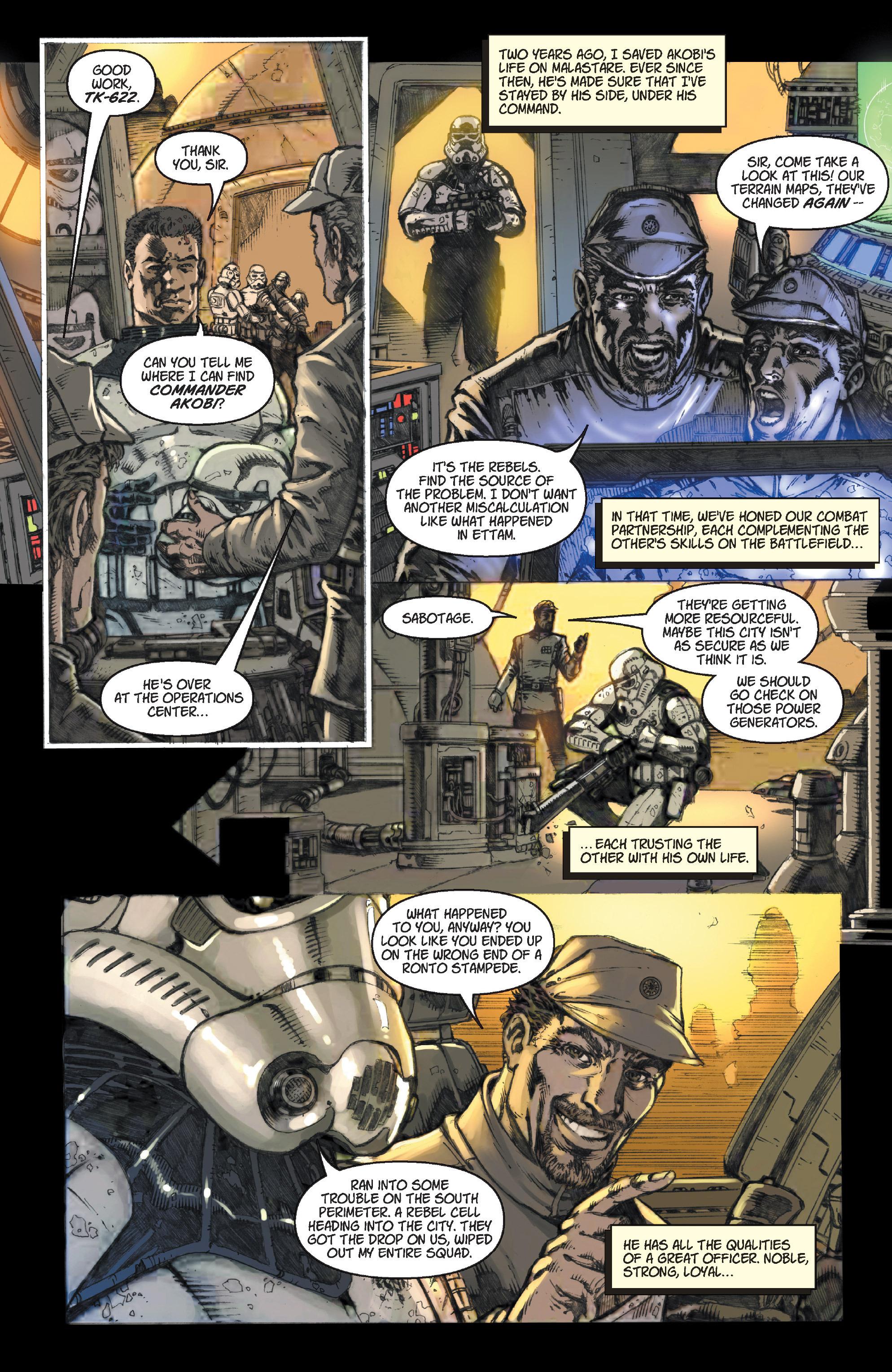 Read online Star Wars Omnibus comic -  Issue # Vol. 17 - 198