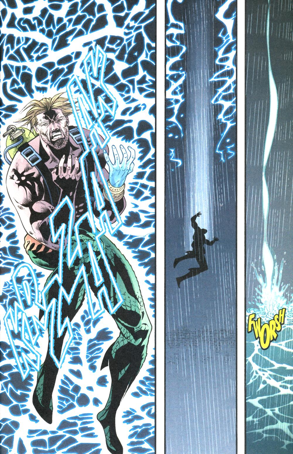 Read online Aquaman (2003) comic -  Issue #13 - 19