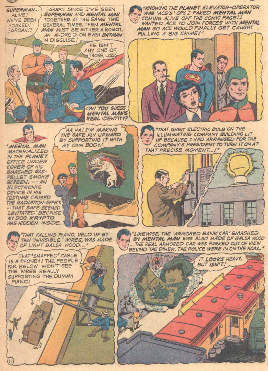 Read online Action Comics (1938) comic -  Issue #272 - 12