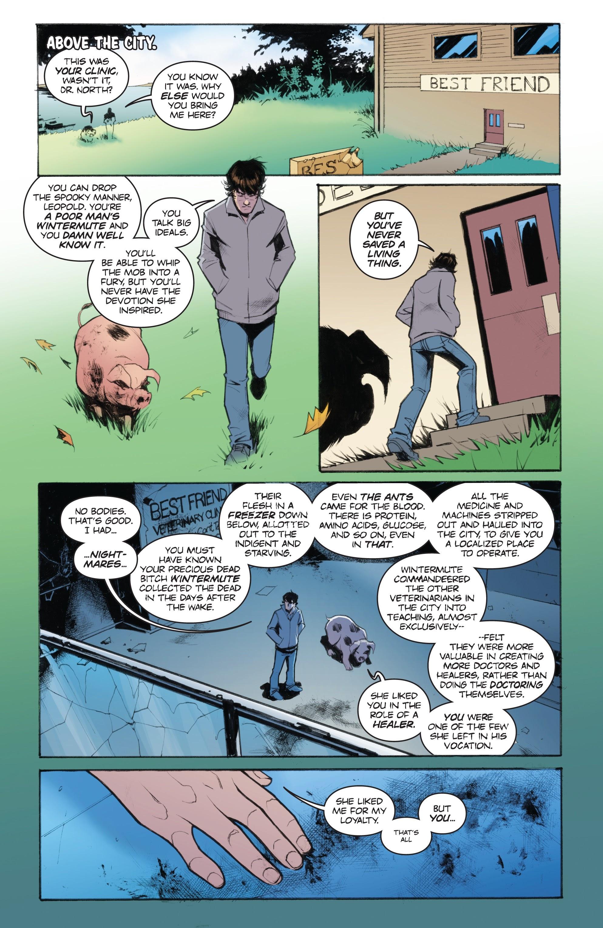 Animosity: Evolution #10 #10 - English 4