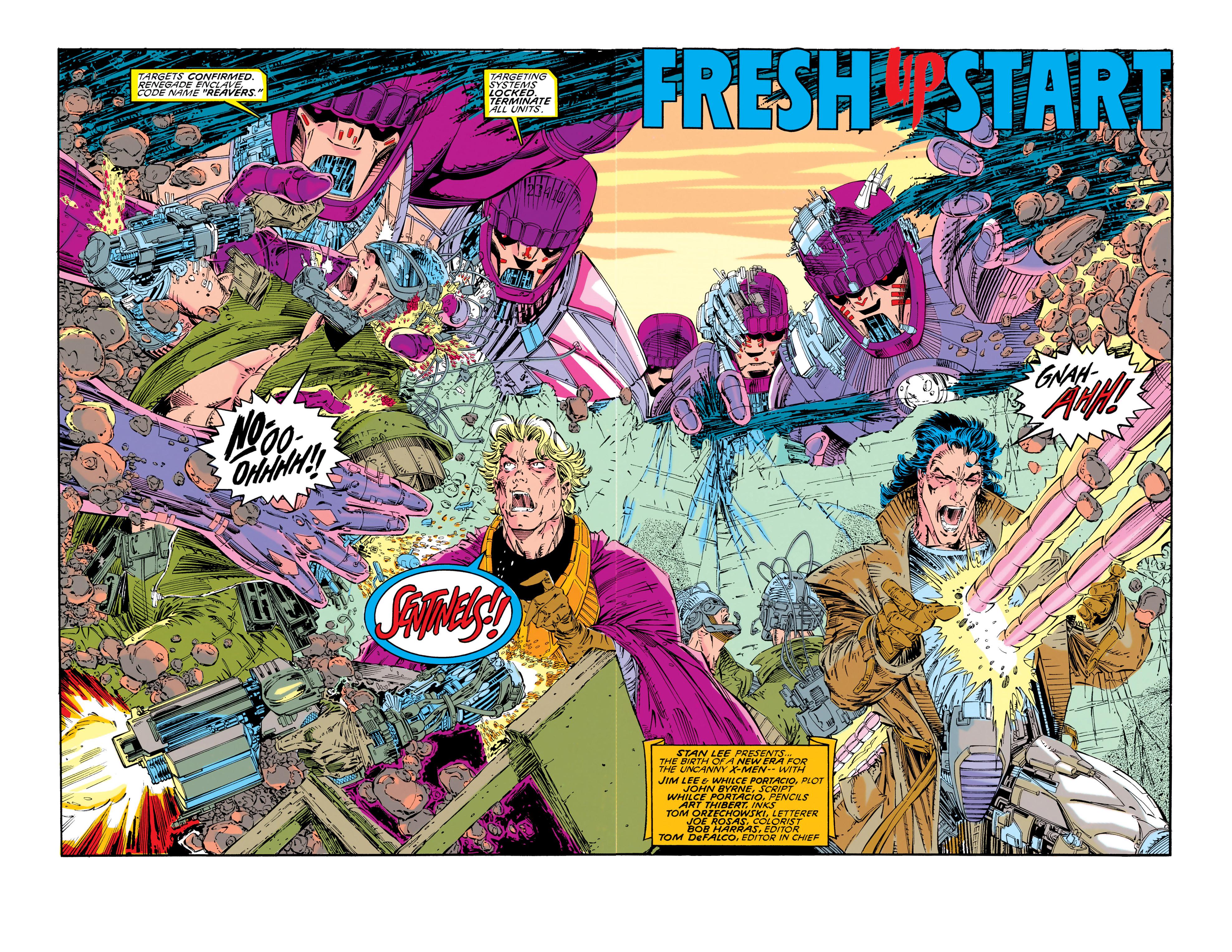 Read online Uncanny X-Men (1963) comic -  Issue #281 - 4