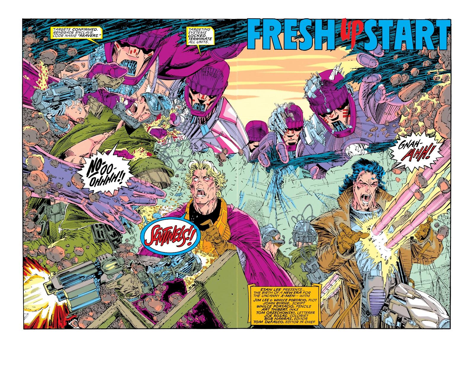 Uncanny X-Men (1963) issue 281 - Page 4
