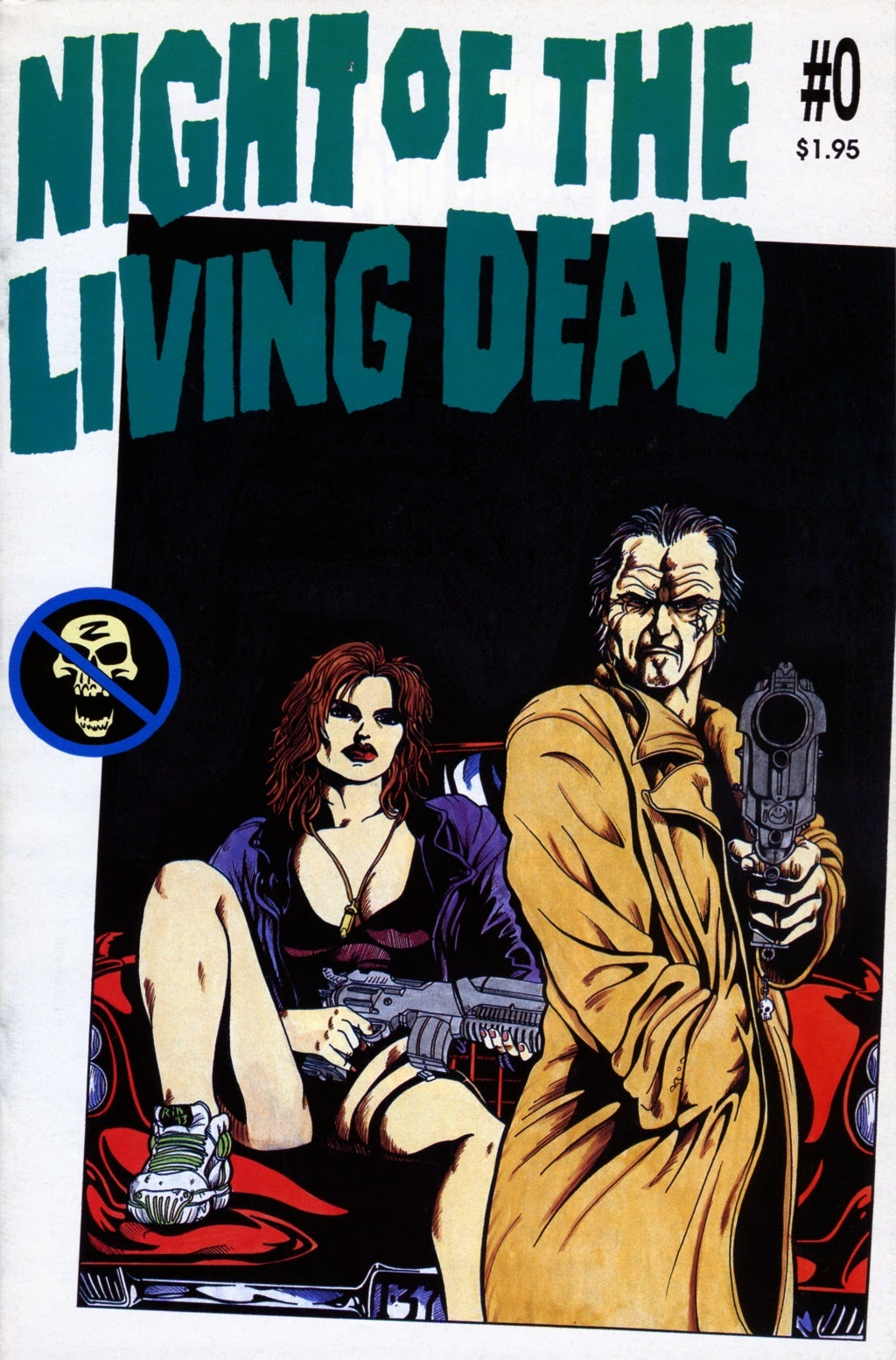 Night of the Living Dead (1994) 0 Page 1