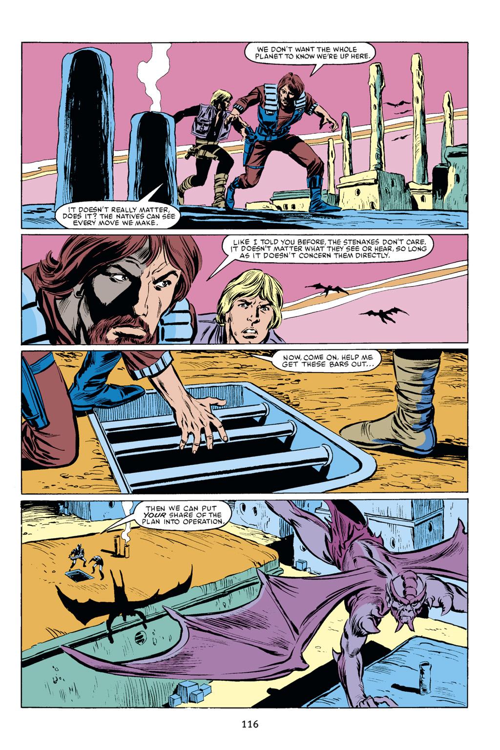 Read online Star Wars Omnibus comic -  Issue # Vol. 18 - 107