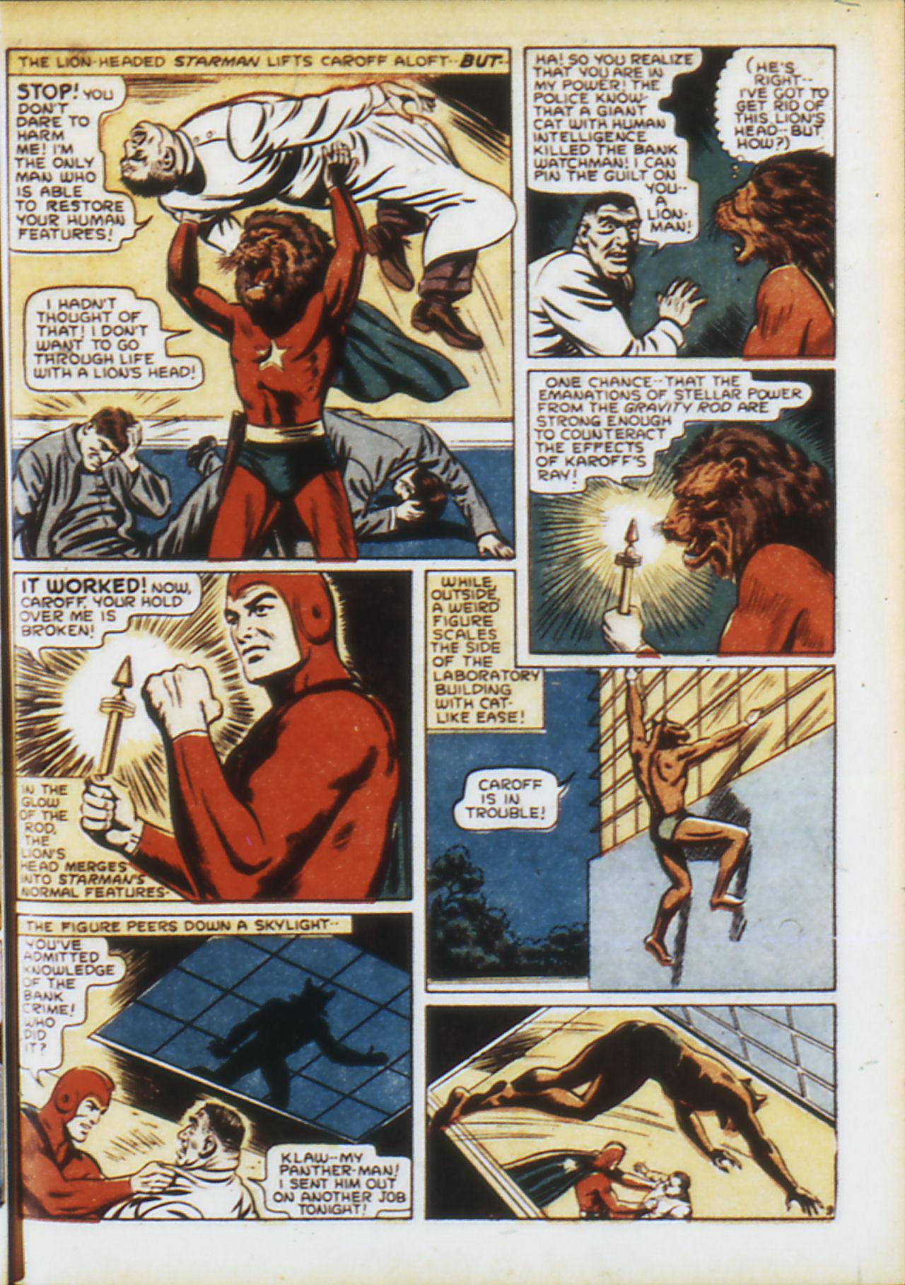 Read online Adventure Comics (1938) comic -  Issue #74 - 12