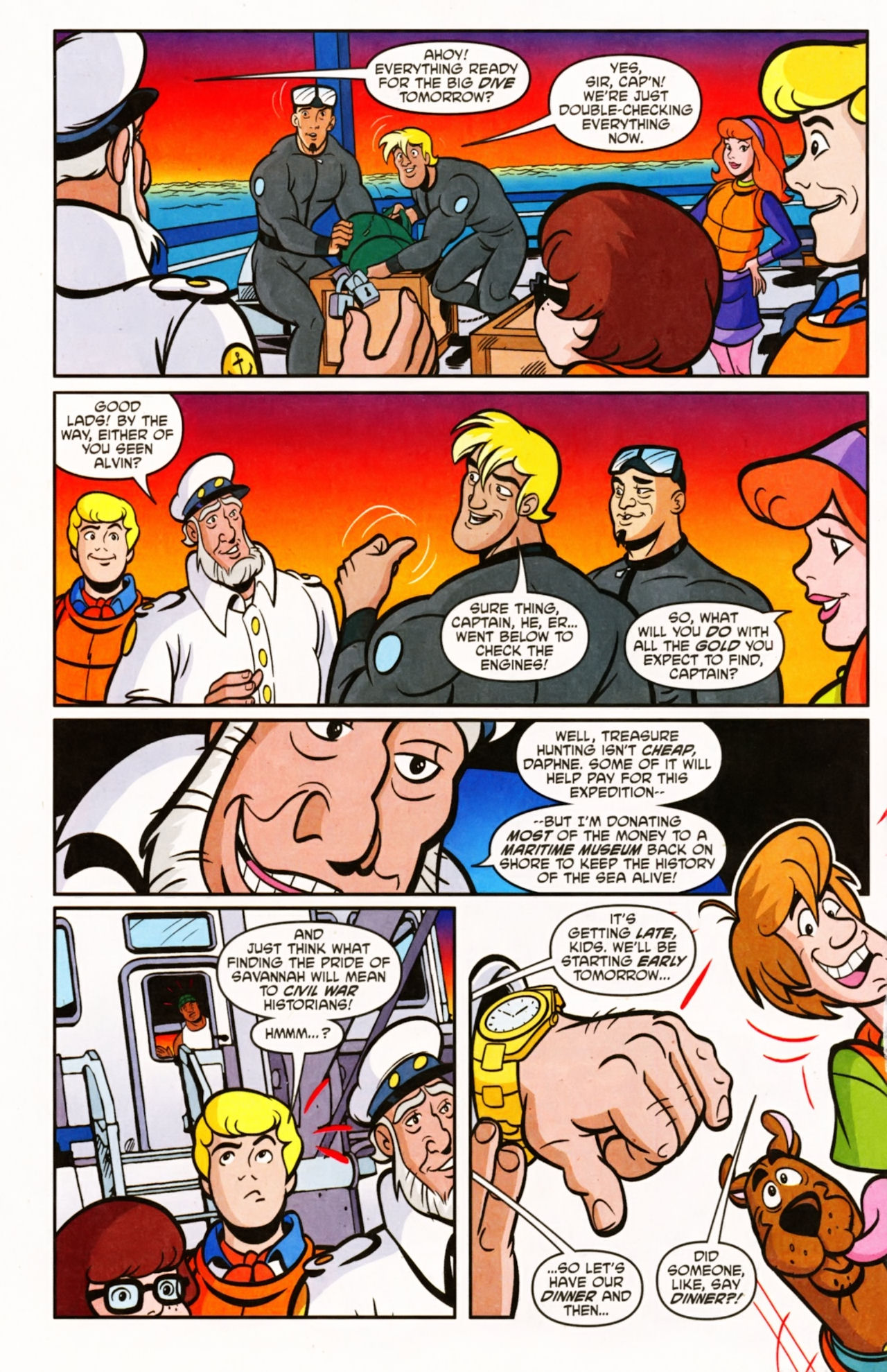 Read online Scooby-Doo (1997) comic -  Issue #154 - 6