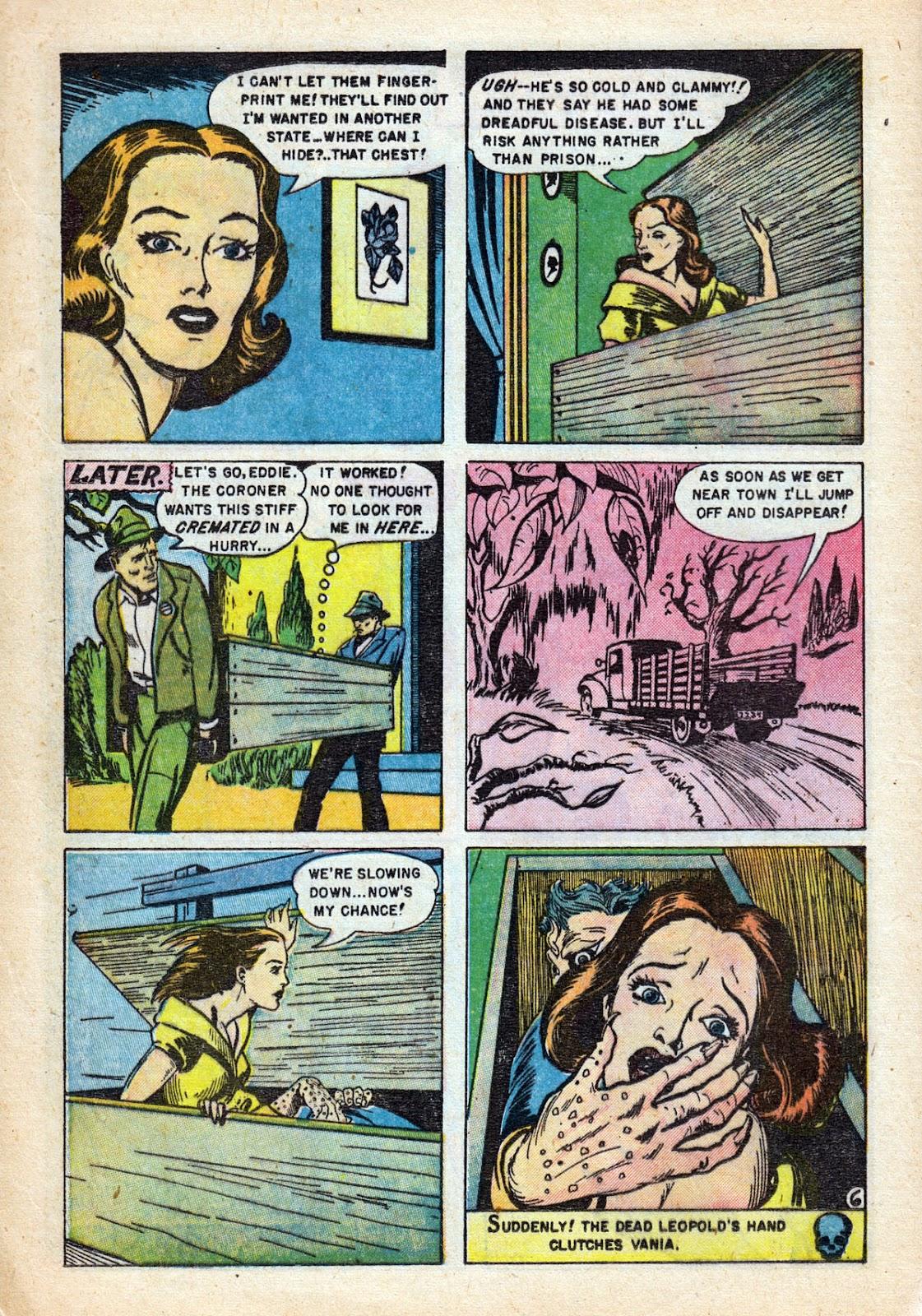 Dark Mysteries issue 1 - Page 16
