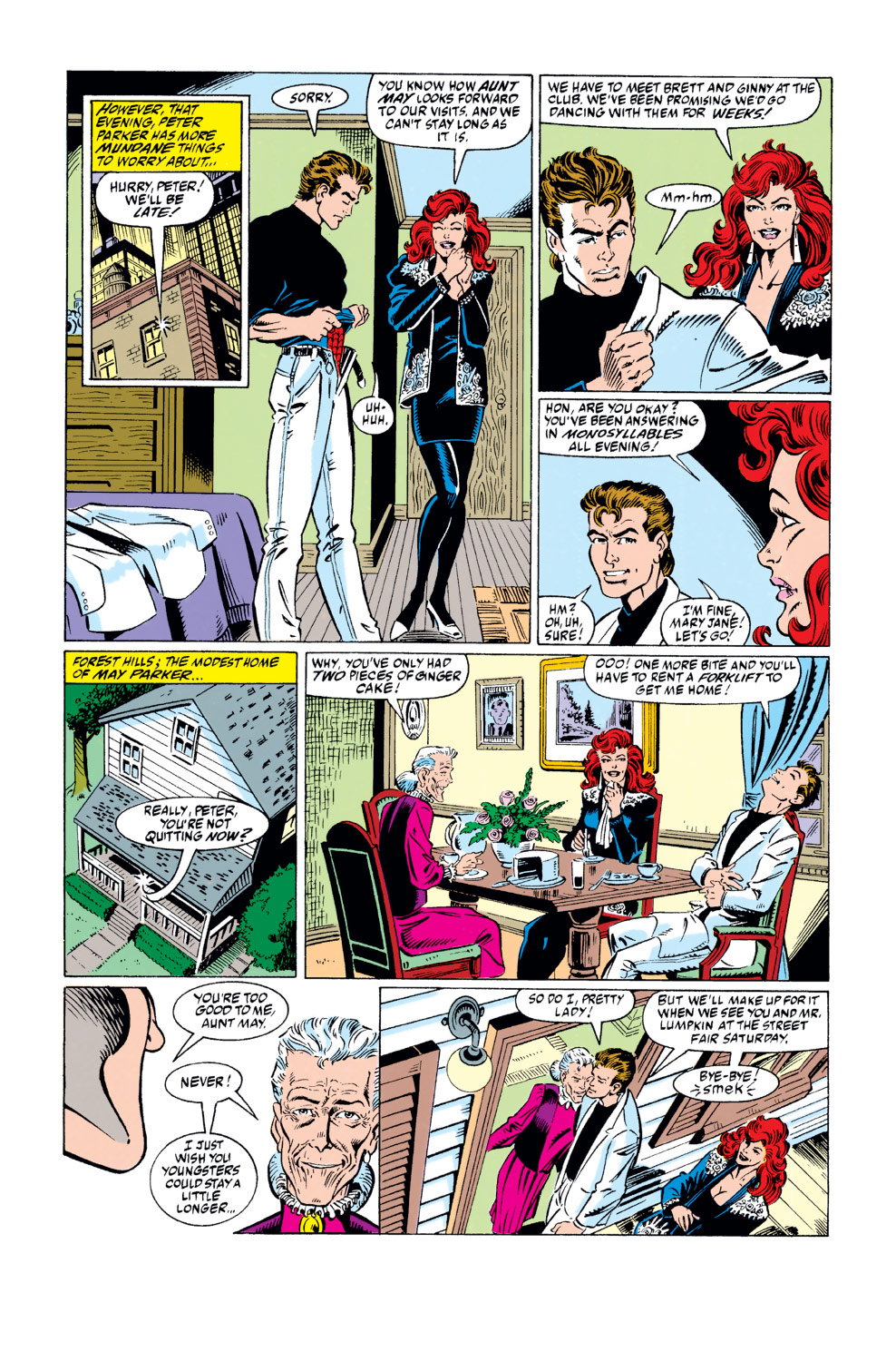 The Amazing Spider-Man (1963) 351 Page 7