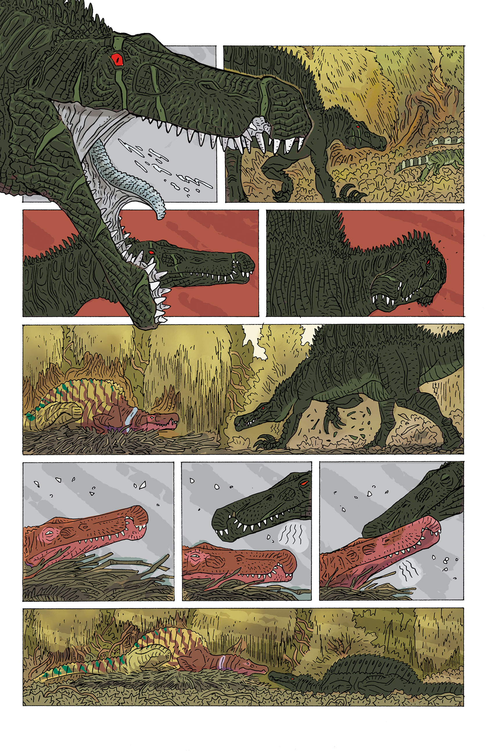 Age of Reptiles: Ancient Egyptians 3 Page 24