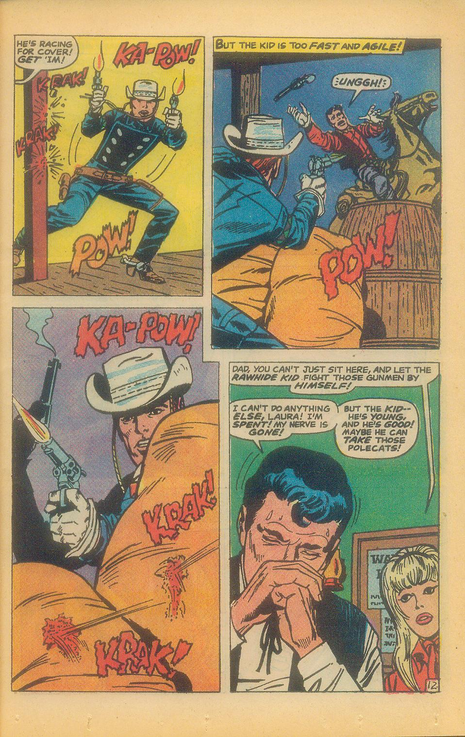 The Rawhide Kid (1955) issue 92 - Page 15
