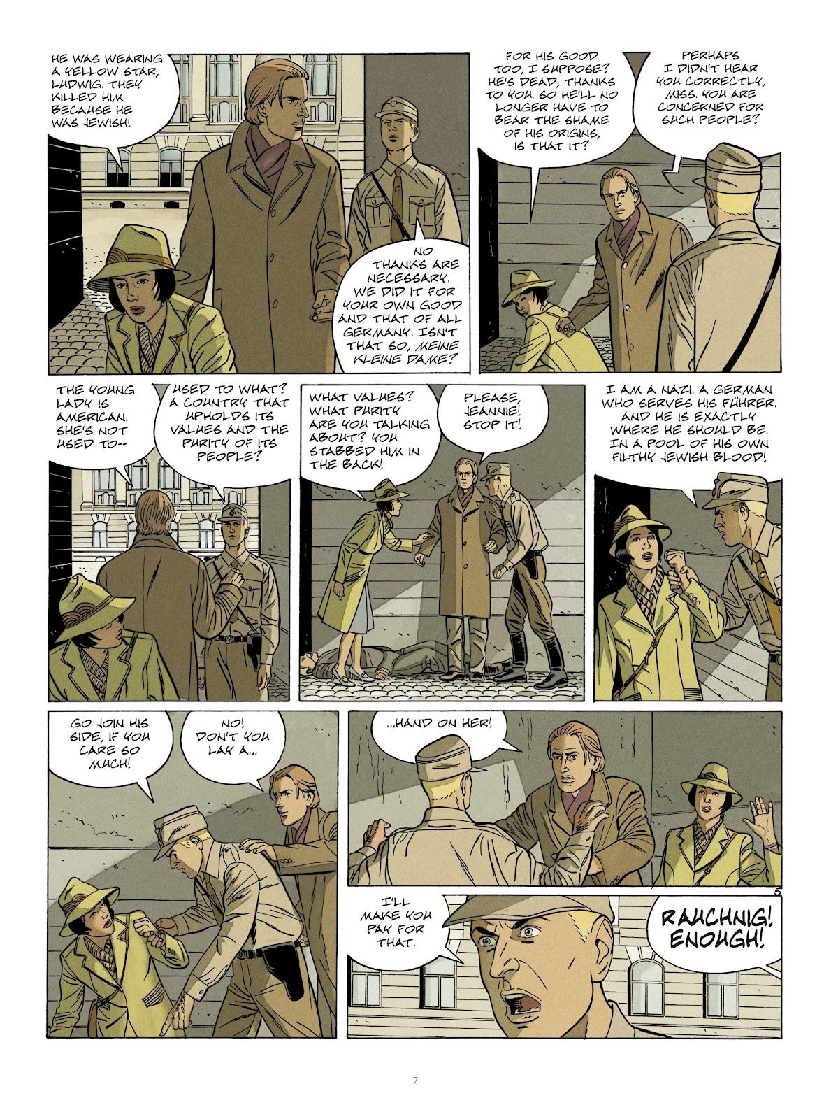 Read online Sherman comic -  Issue #7 - 7