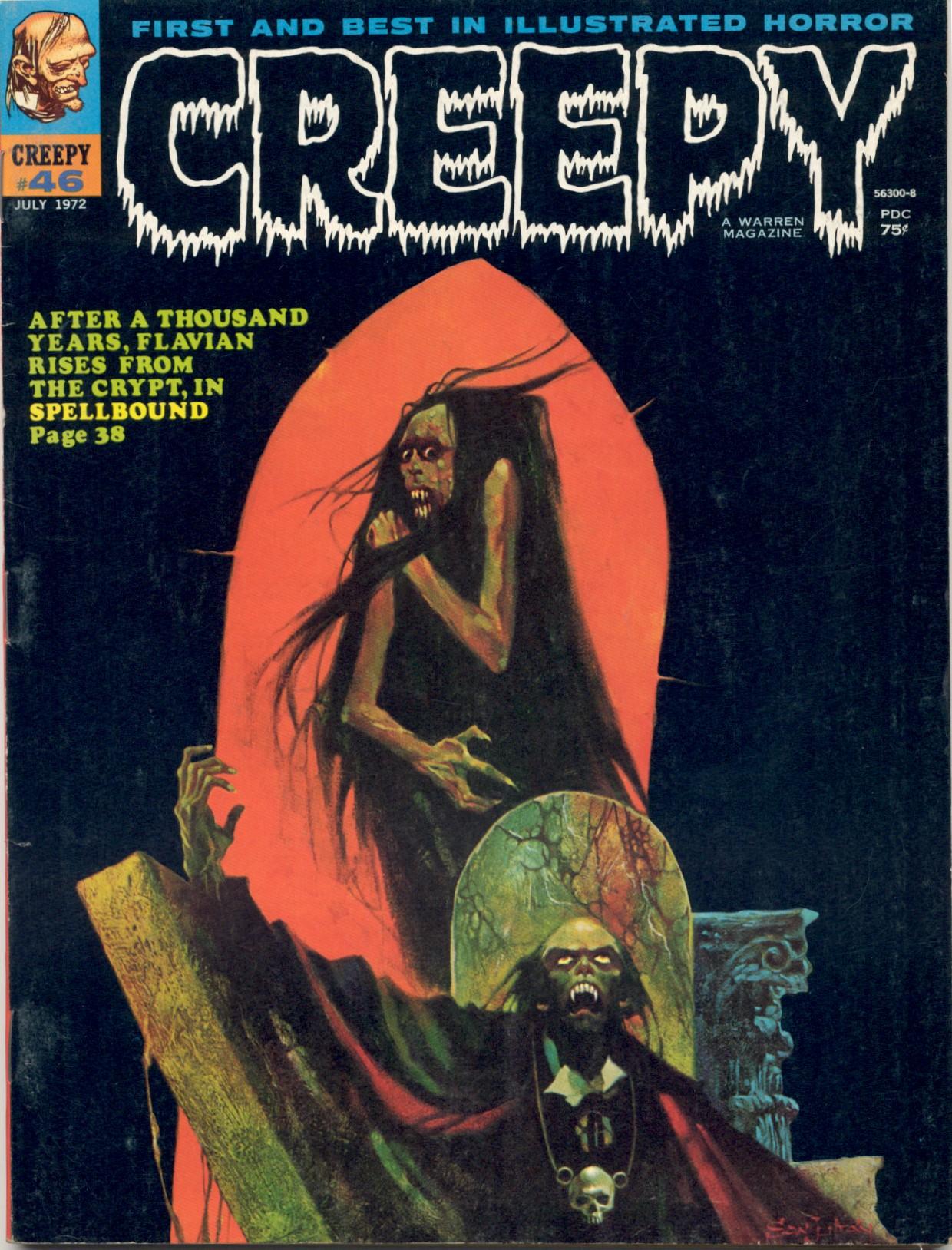 Creepy (1964) 46 Page 1
