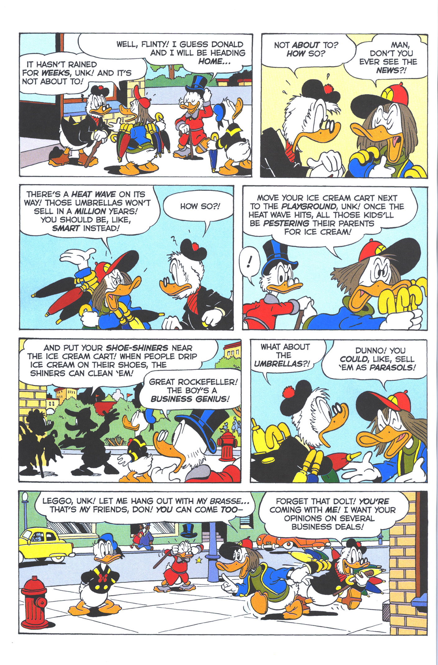 Read online Uncle Scrooge (1953) comic -  Issue #376 - 48