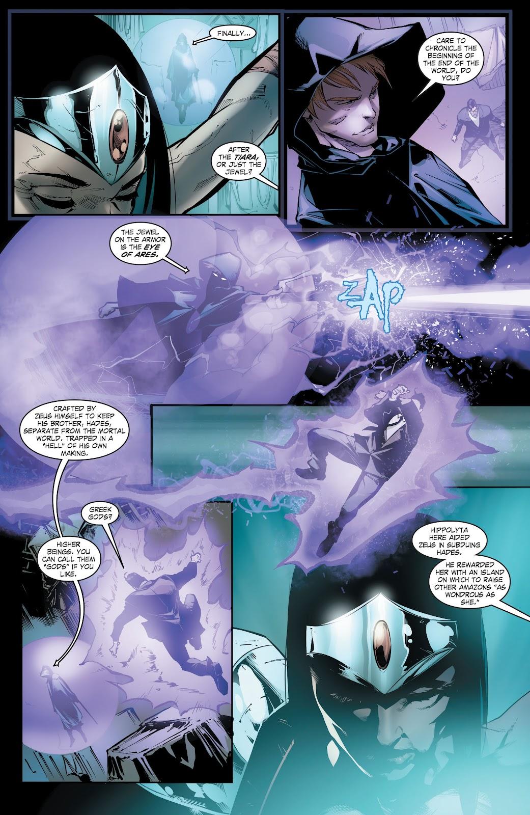Read online Smallville Season 11 [II] comic -  Issue # TPB 5 - 84