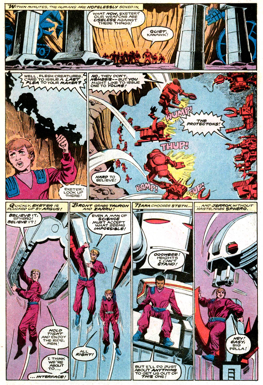 Read online Robotix comic -  Issue # Full - 11