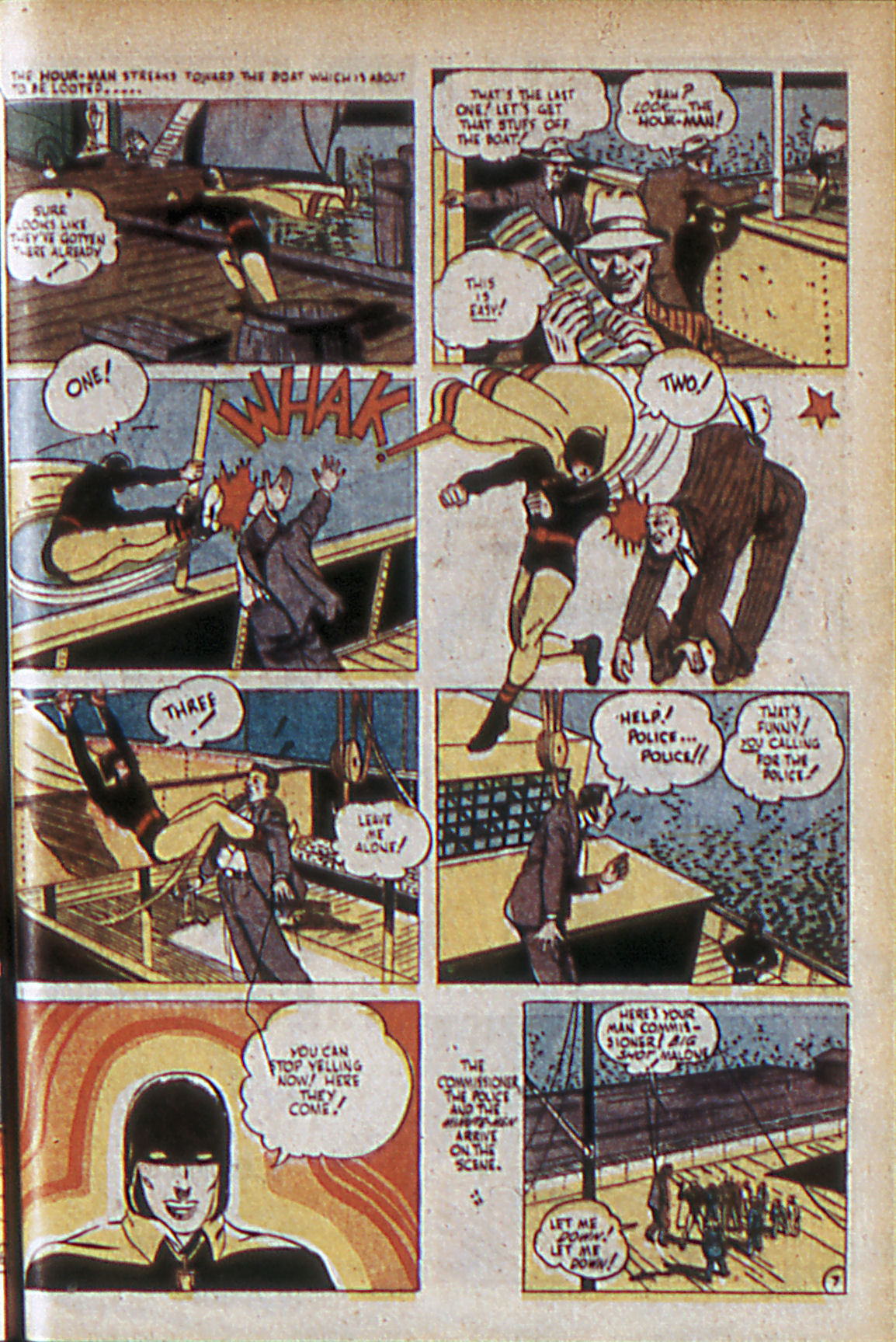 Read online Adventure Comics (1938) comic -  Issue #60 - 10