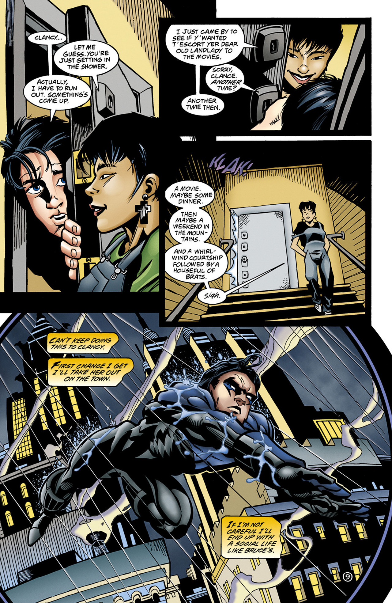 Read online Nightwing (1996) comic -  Issue #0.5 - 11