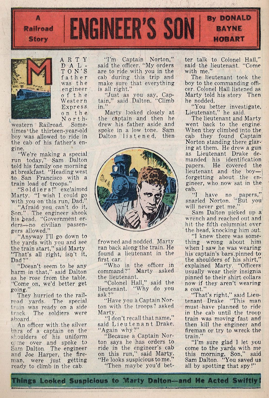 Exciting Comics (1940) issue 38 - Page 26