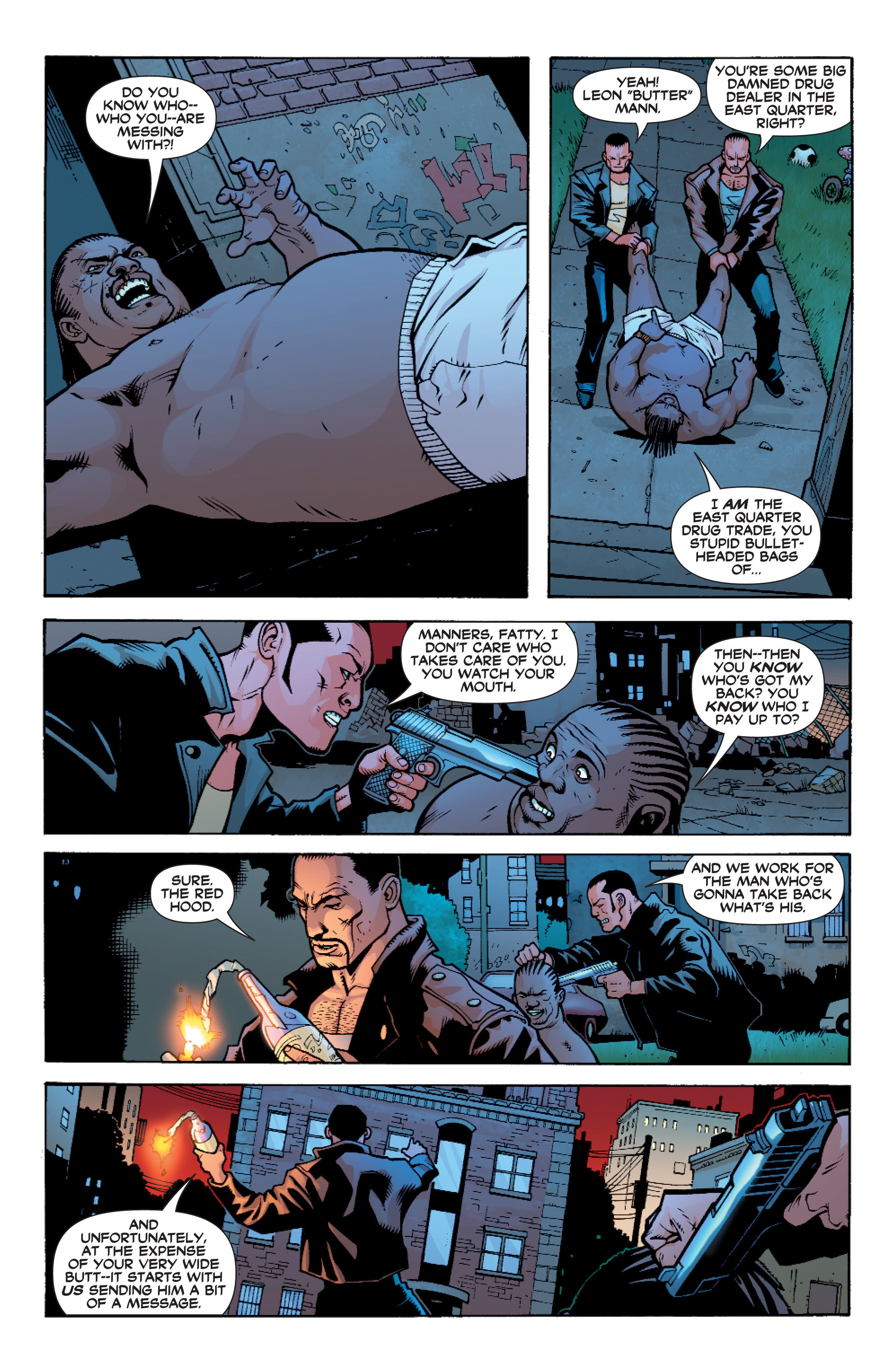 Read online Batman: Under The Red Hood comic -  Issue # Full - 229