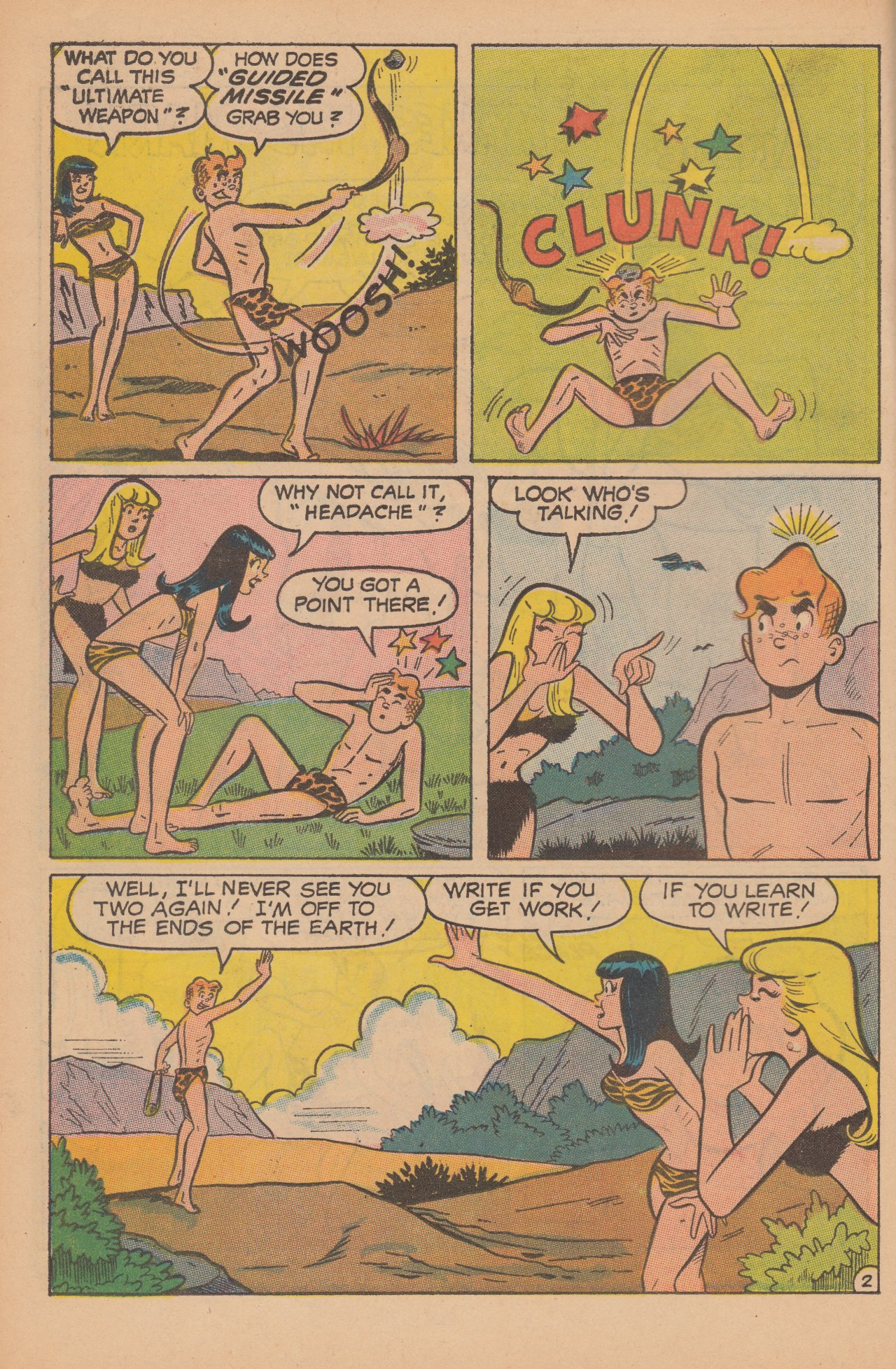 Read online Archie (1960) comic -  Issue #188 - 14