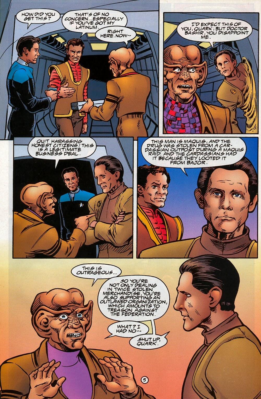 Read online Star Trek: Deep Space Nine (1993) comic -  Issue # _Special 1 - 30