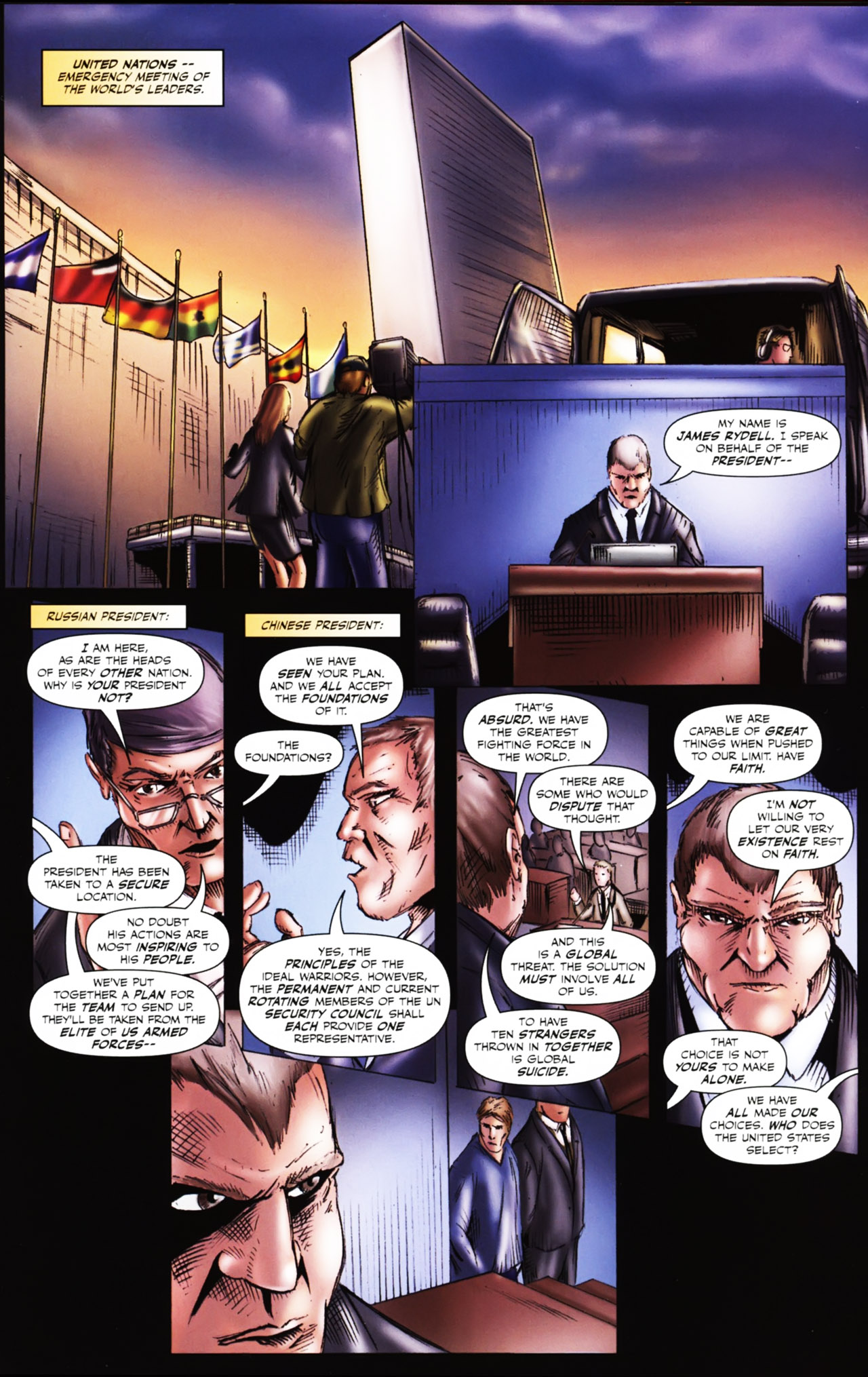 Read online Agon comic -  Issue #1 - 18