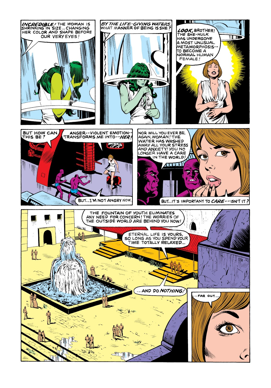 Marvel Masterworks: The Savage She-Hulk issue TPB_1_(Part_2) - Page 40