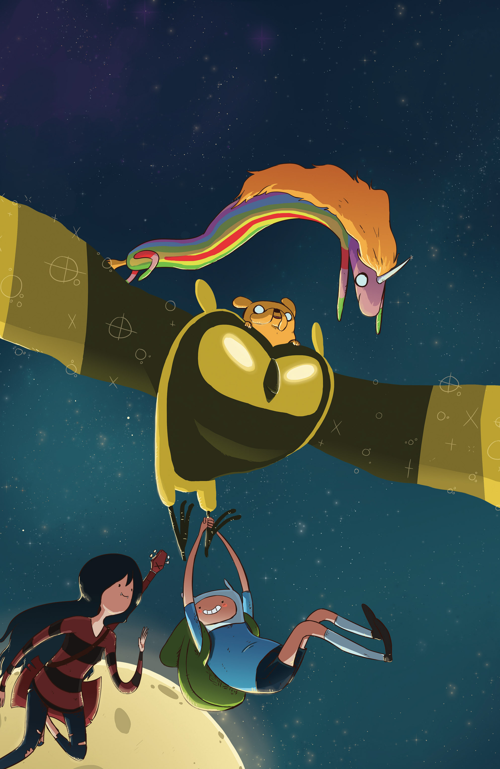 Read online Adventure Time comic -  Issue #20 - 3