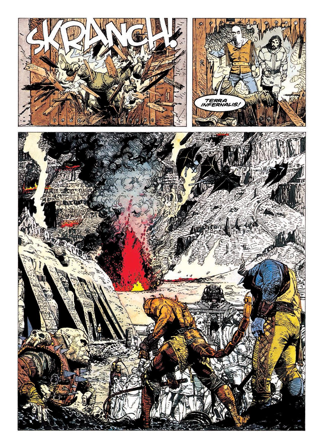 Read online Mazeworld comic -  Issue # TPB - 162