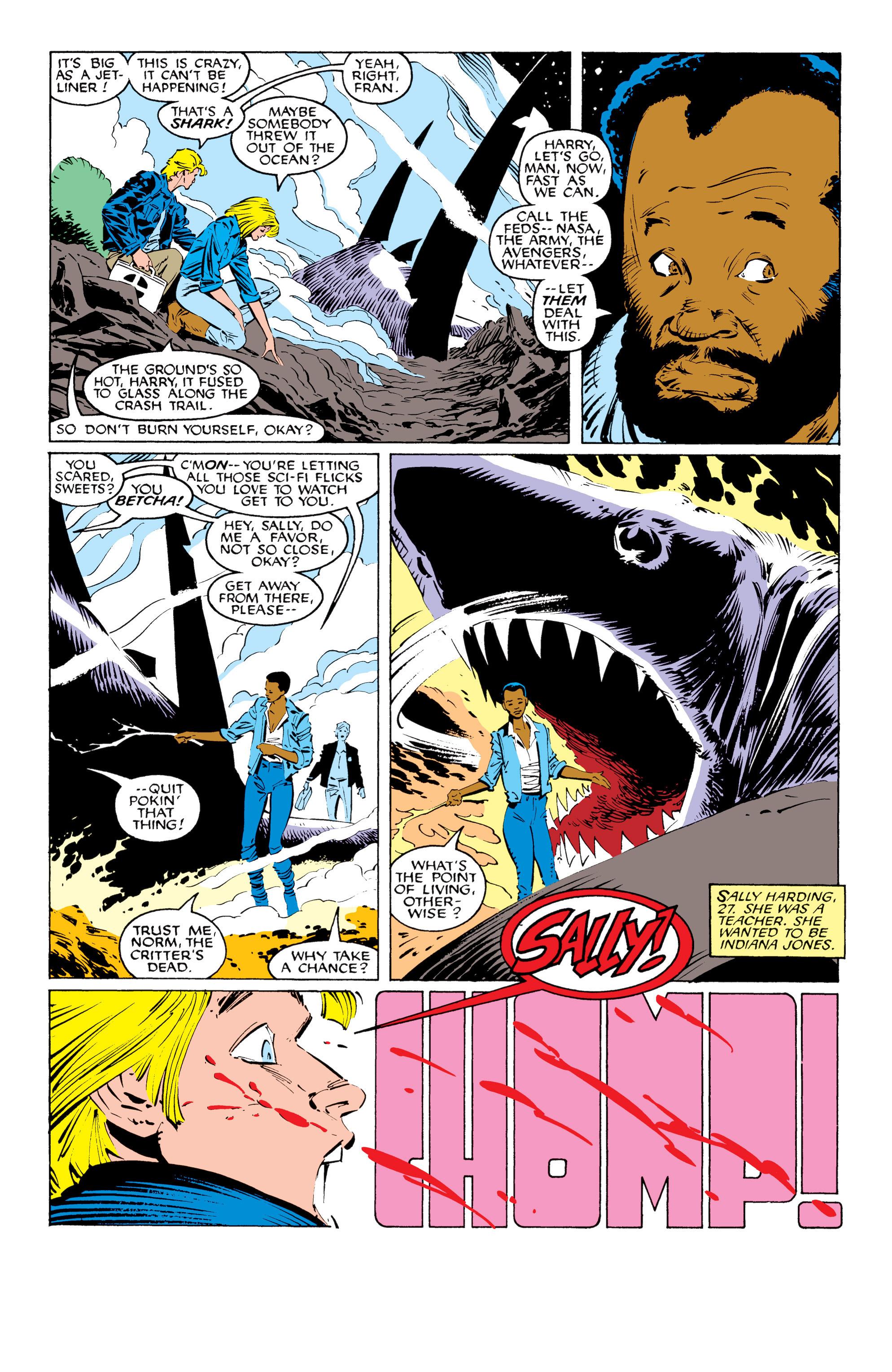 Read online Uncanny X-Men (1963) comic -  Issue #232 - 5