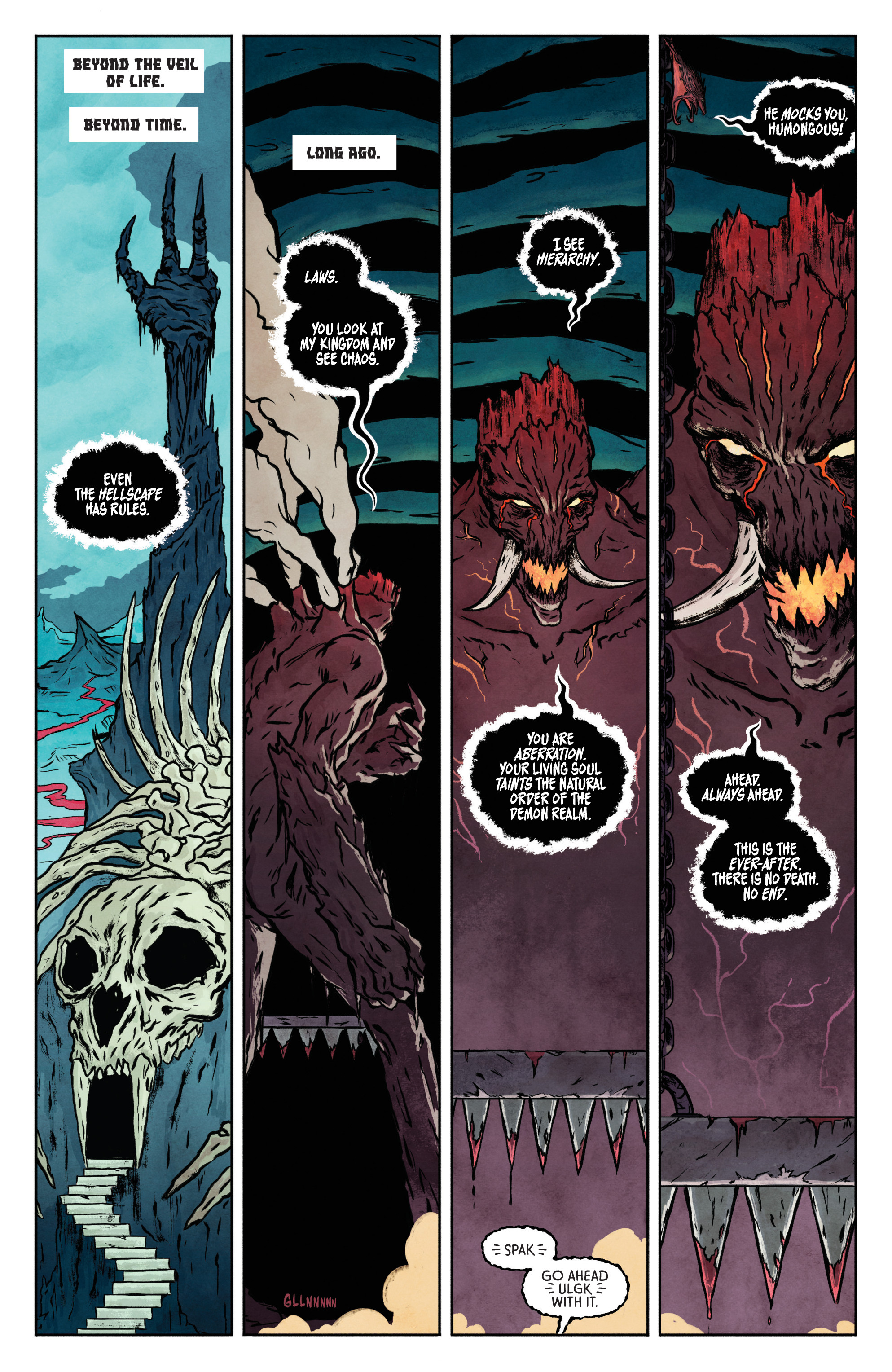 Read online Wrath of the Eternal Warrior comic -  Issue #3 - 3