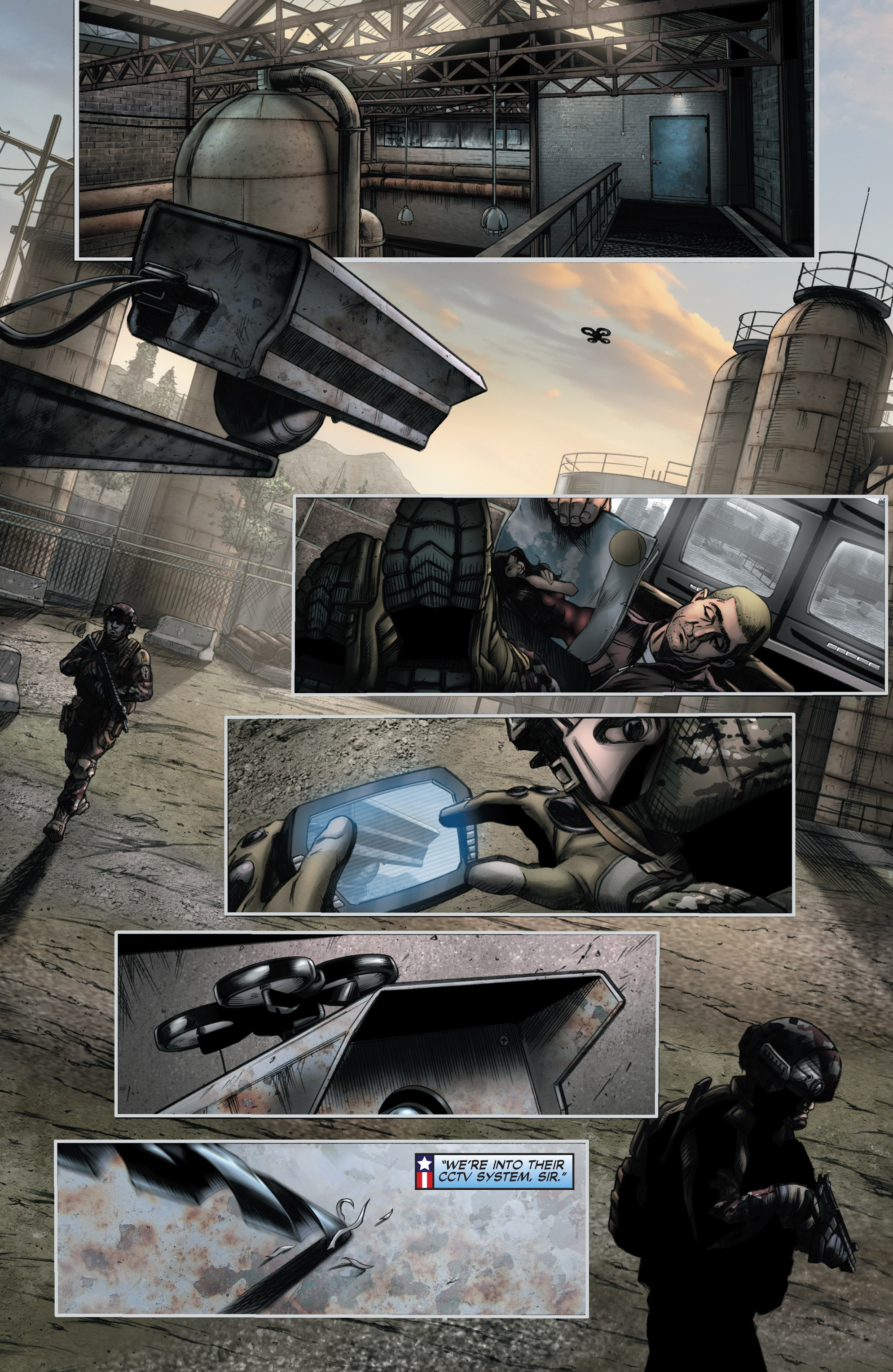 Read online America's Army comic -  Issue #8 - 15