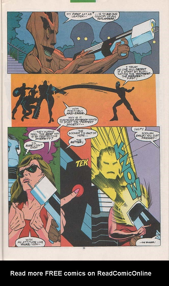 Excalibur (1988) issue 60 - Page 9