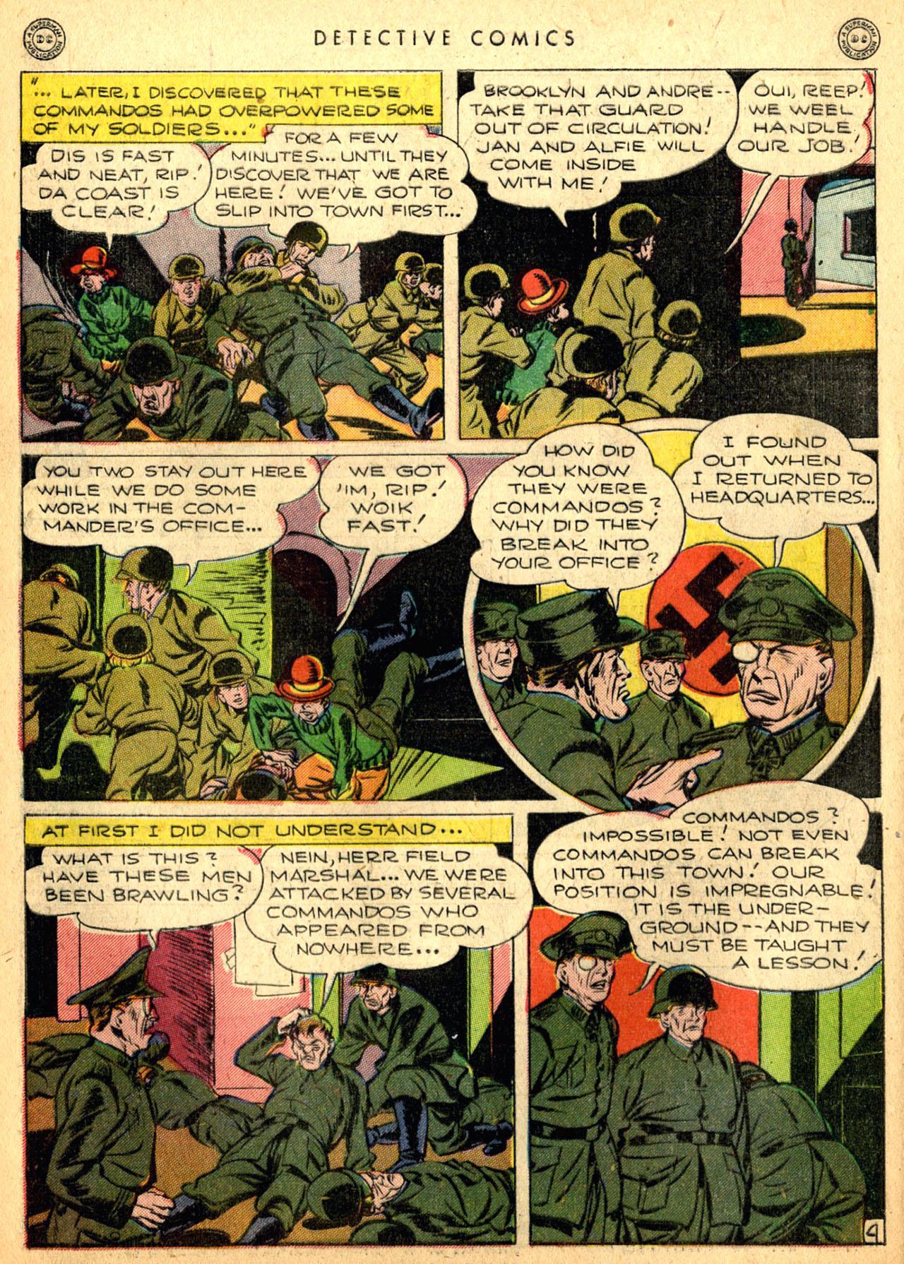 Read online Detective Comics (1937) comic -  Issue #98 - 42