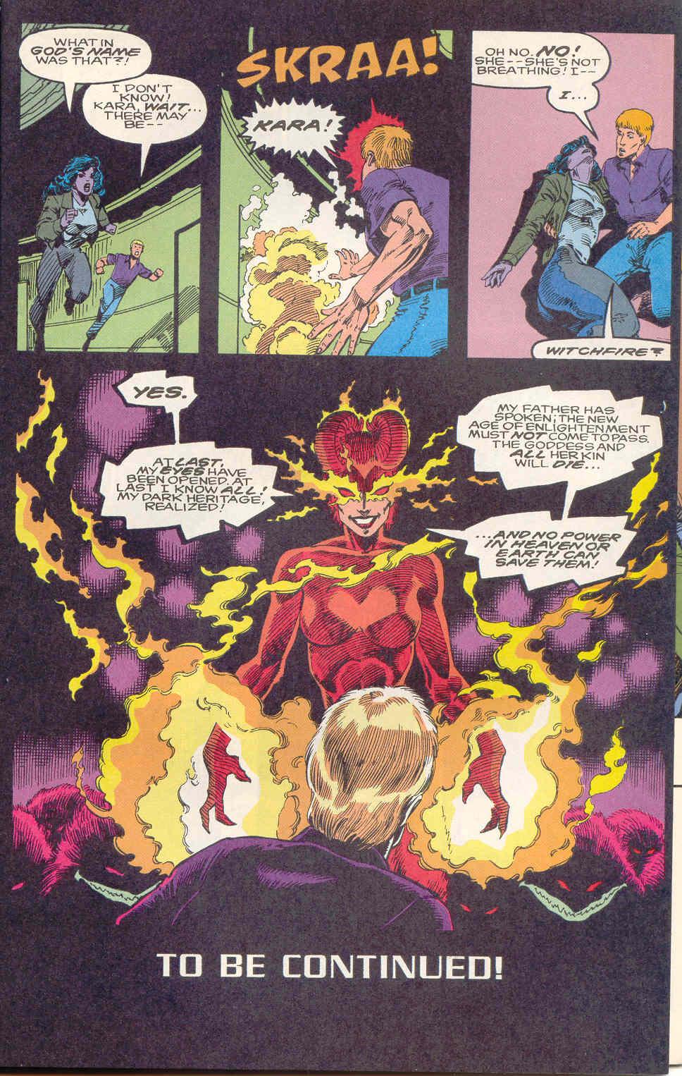 Read online Alpha Flight (1983) comic -  Issue #122 - 17