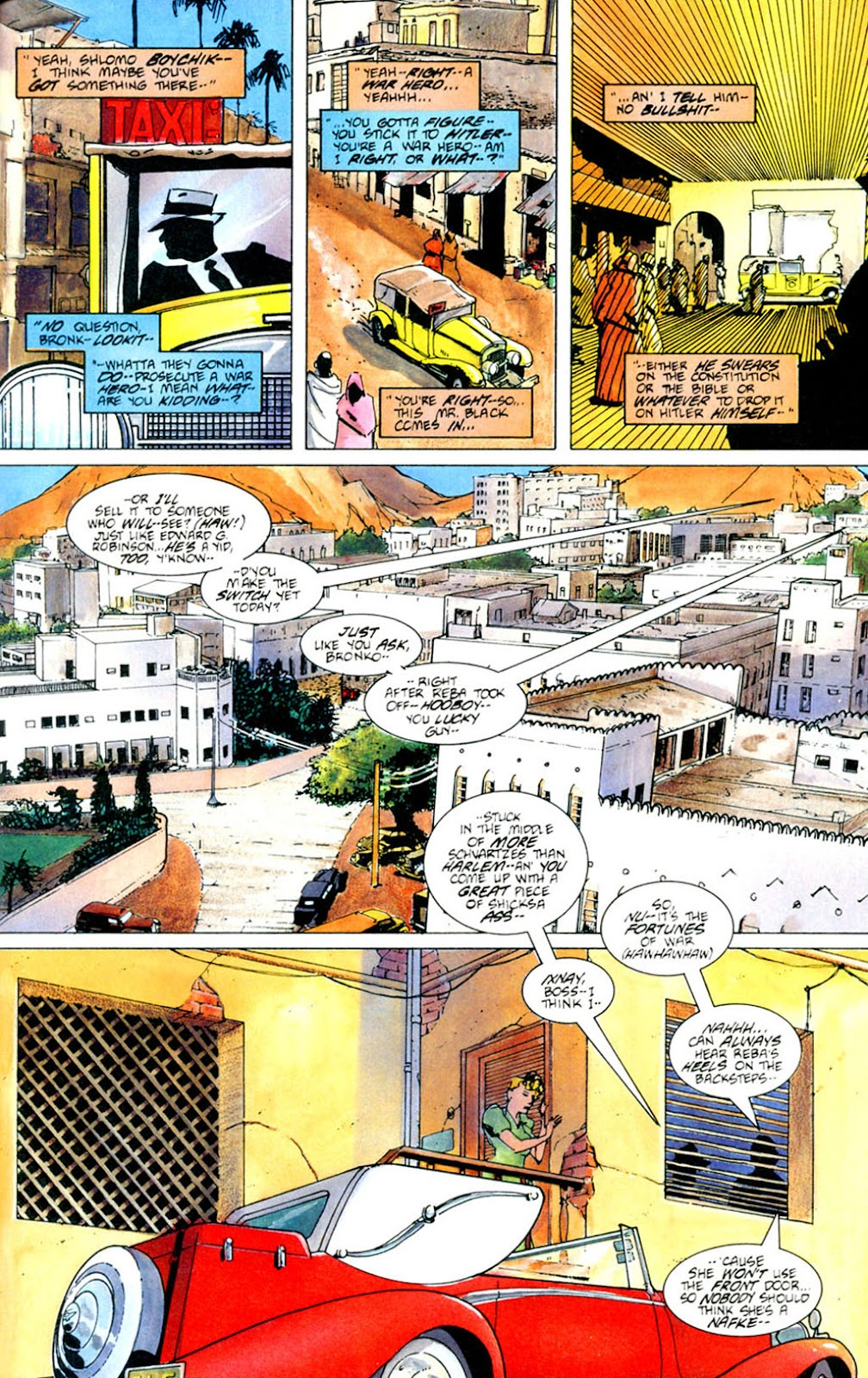 Blackhawk (1988) issue 1 - Page 37
