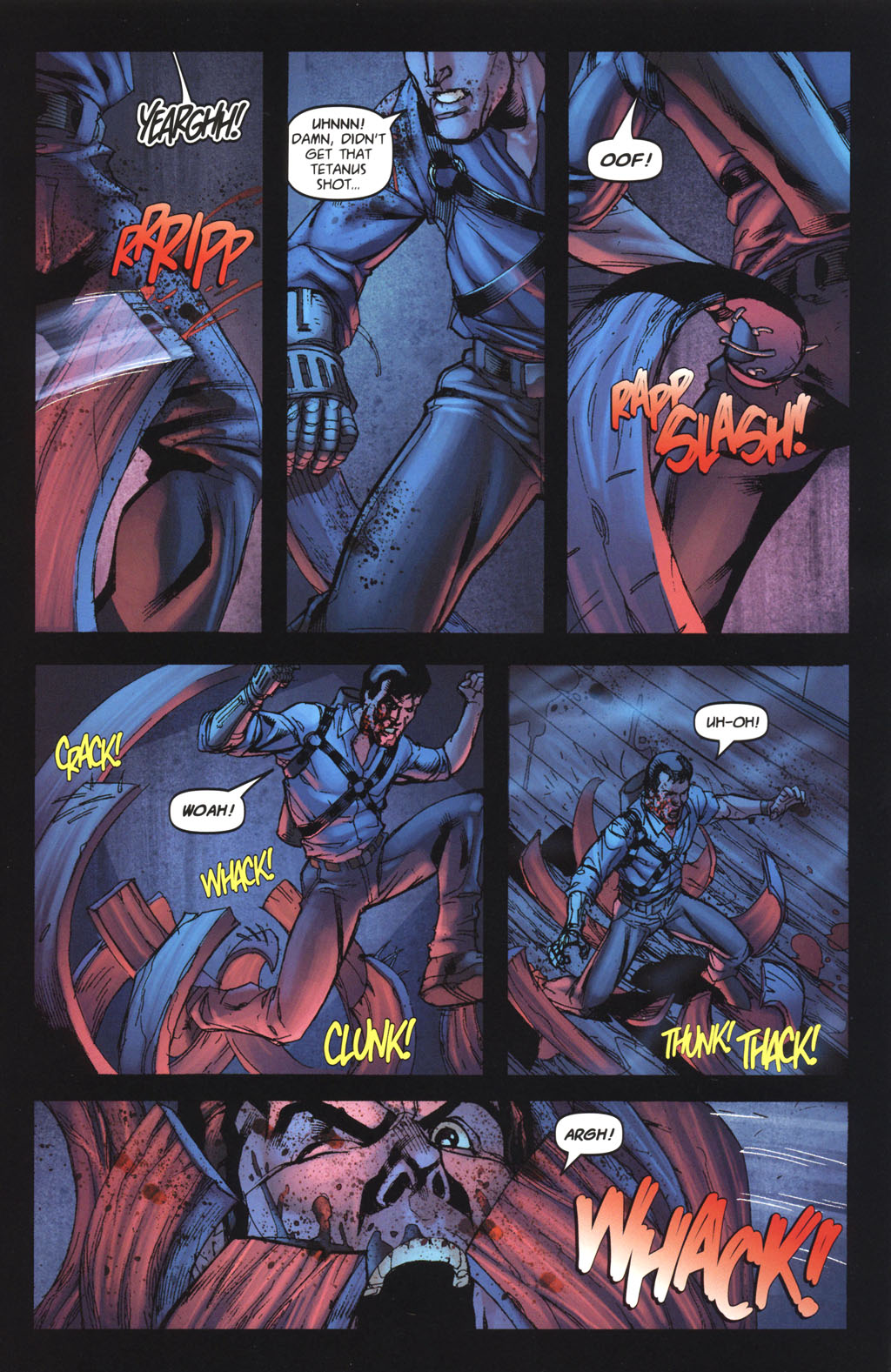 Army of Darkness (2006) Issue #6 #2 - English 9