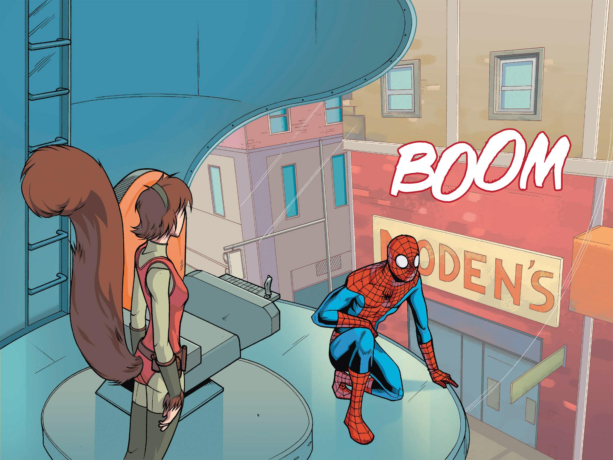 Read online Ultimate Spider-Man (Infinite Comics) (2016) comic -  Issue #1 - 25