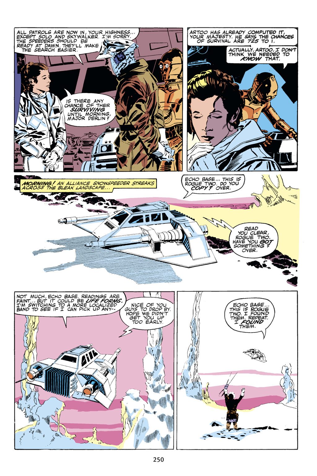 Read online Star Wars Omnibus comic -  Issue # Vol. 14 - 248