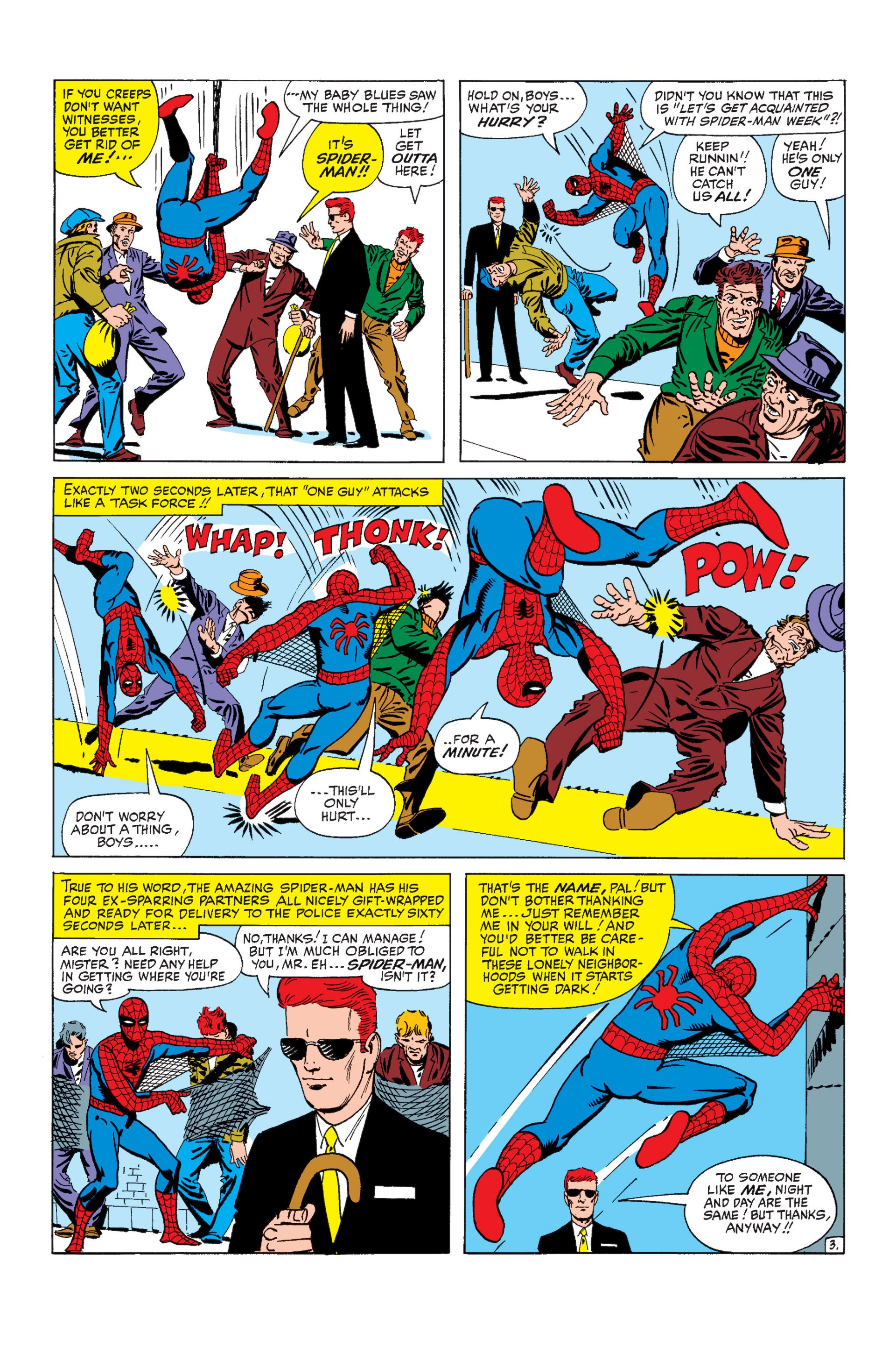 The Amazing Spider-Man (1963) 16 Page 3