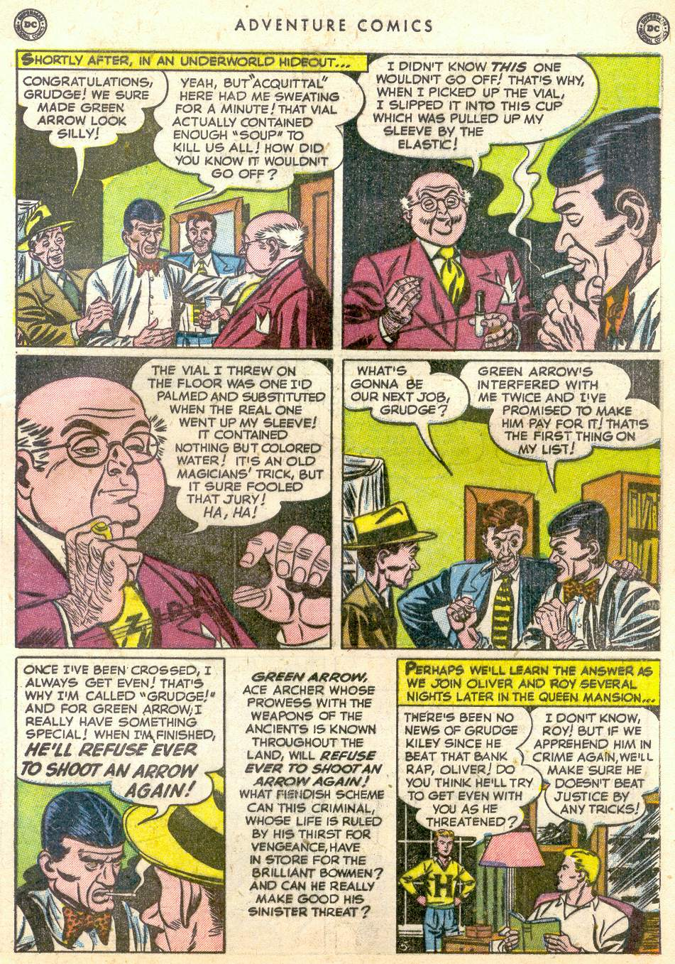 Read online Adventure Comics (1938) comic -  Issue #161 - 43