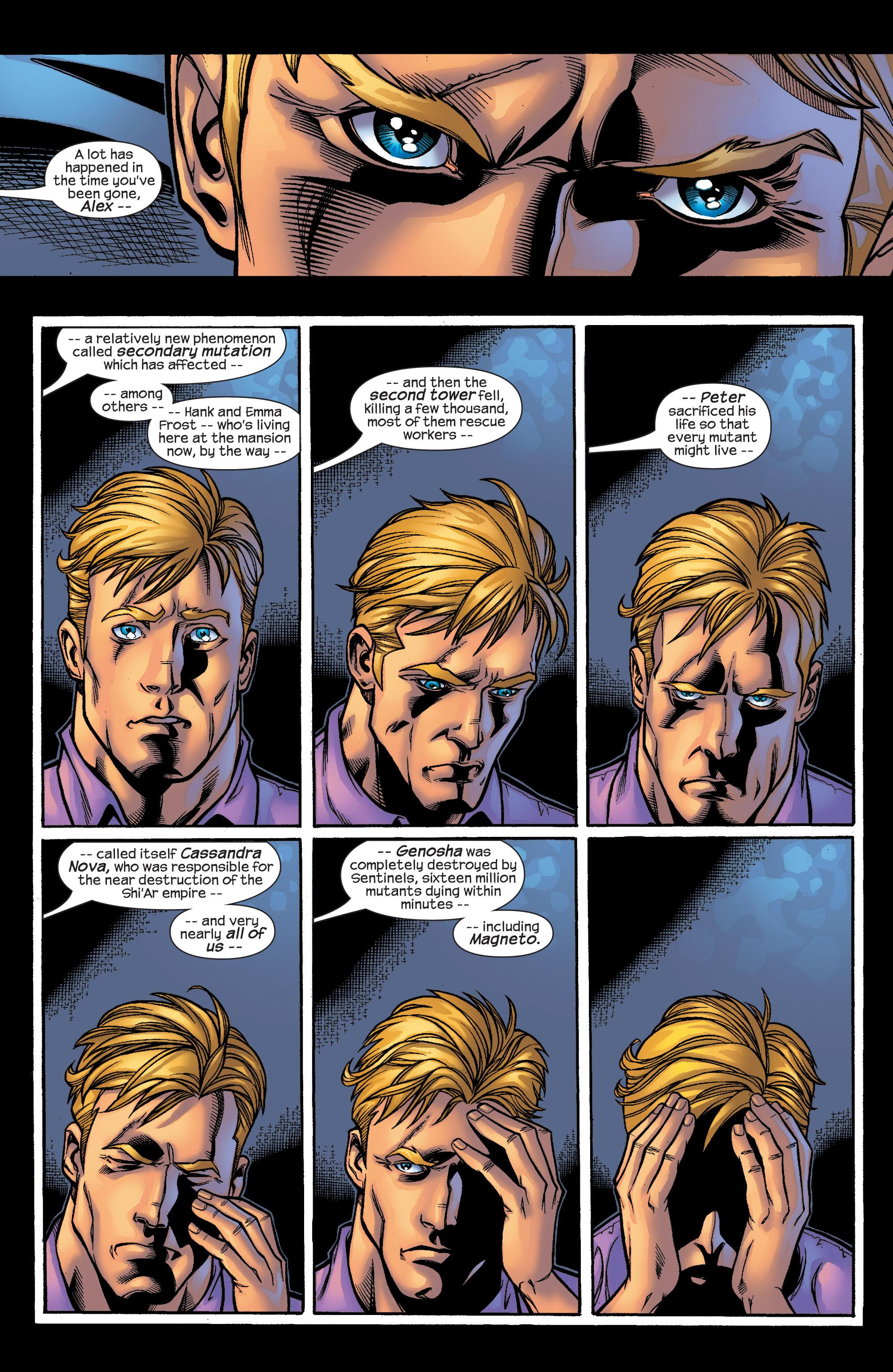 Read online Uncanny X-Men (1963) comic -  Issue #421 - 3