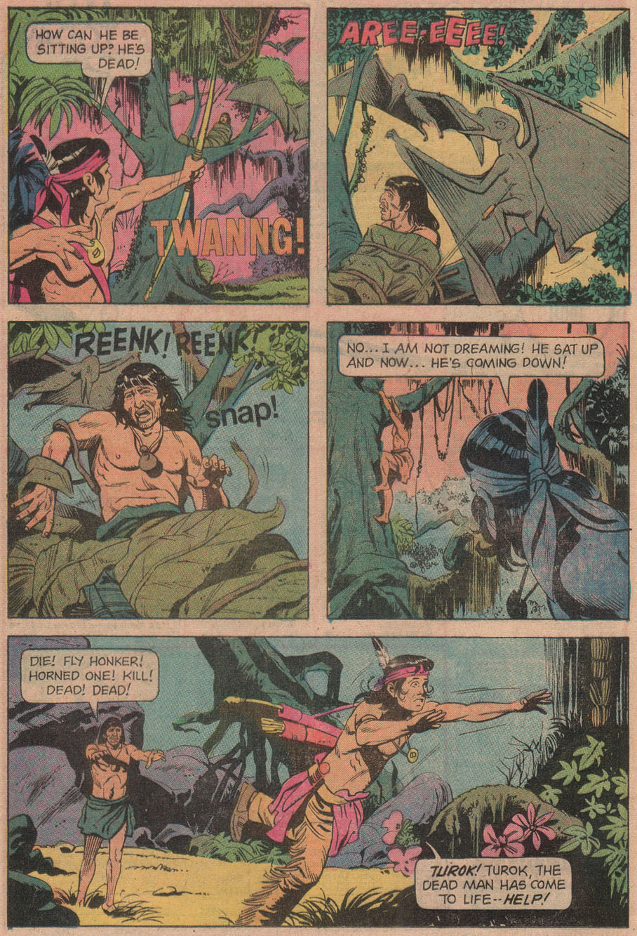 Read online Turok, Son of Stone comic -  Issue #97 - 24
