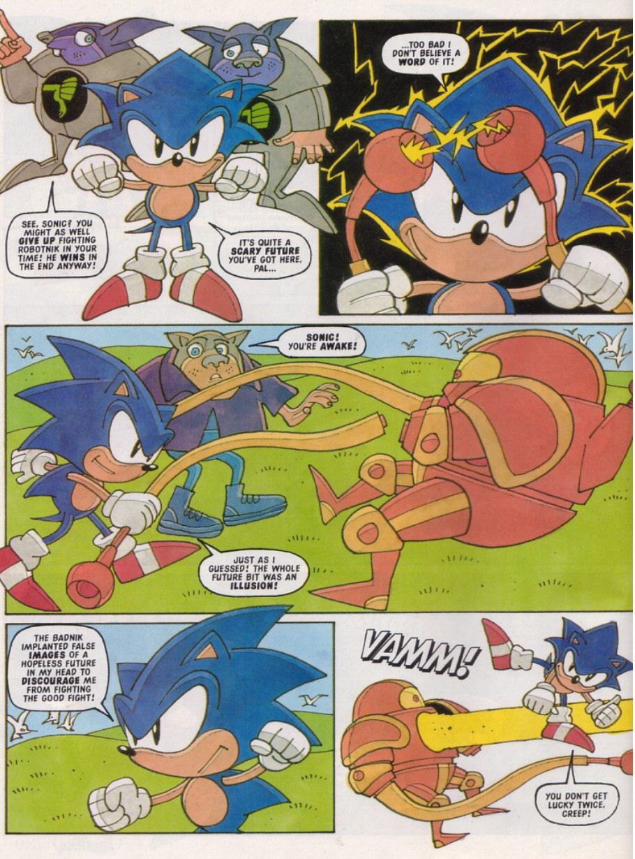 Read online Sonic the Comic comic -  Issue #112 - 8