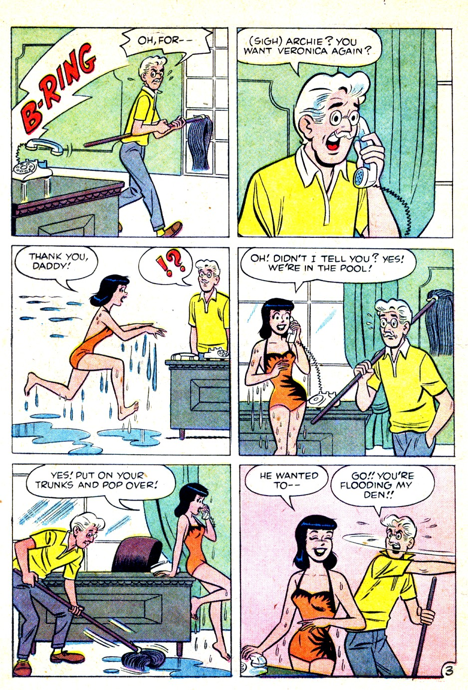 Read online Archie's Girls Betty and Veronica comic -  Issue #93 - 22