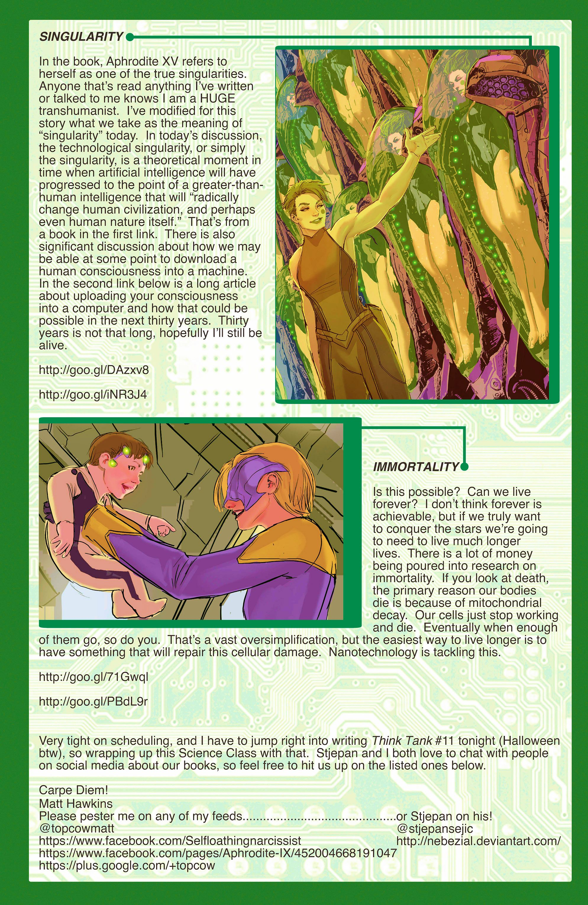 Read online Aphrodite IX (2013) comic -  Issue #6 - 24