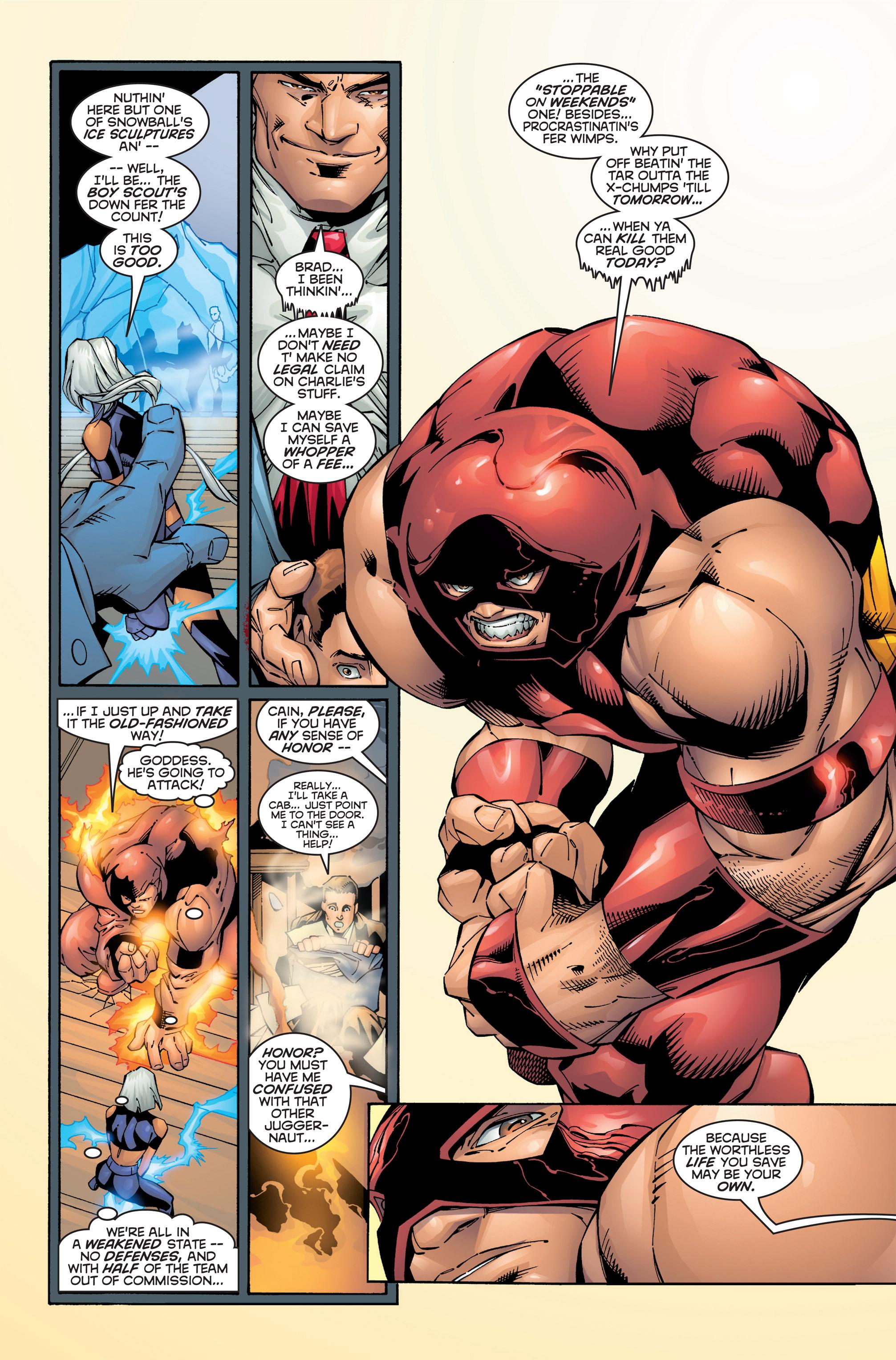 X-Men (1991) 70 Page 23