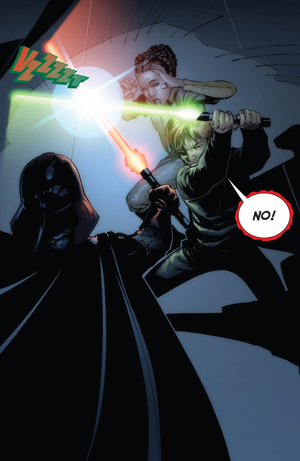 Read online Star Wars Legends: Infinities - Epic Collection comic -  Issue # TPB (Part 3) - 72